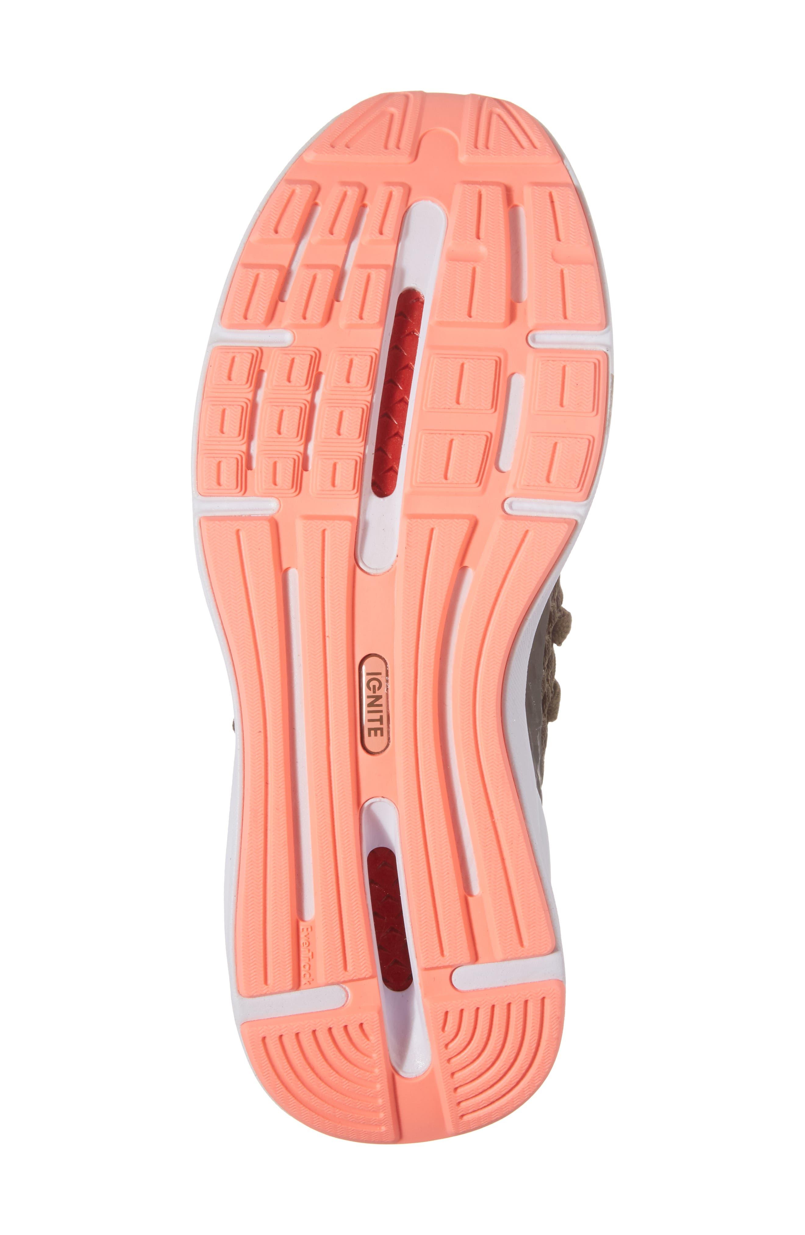 Ignite Limitless Netfit Running Shoe,                             Alternate thumbnail 12, color,