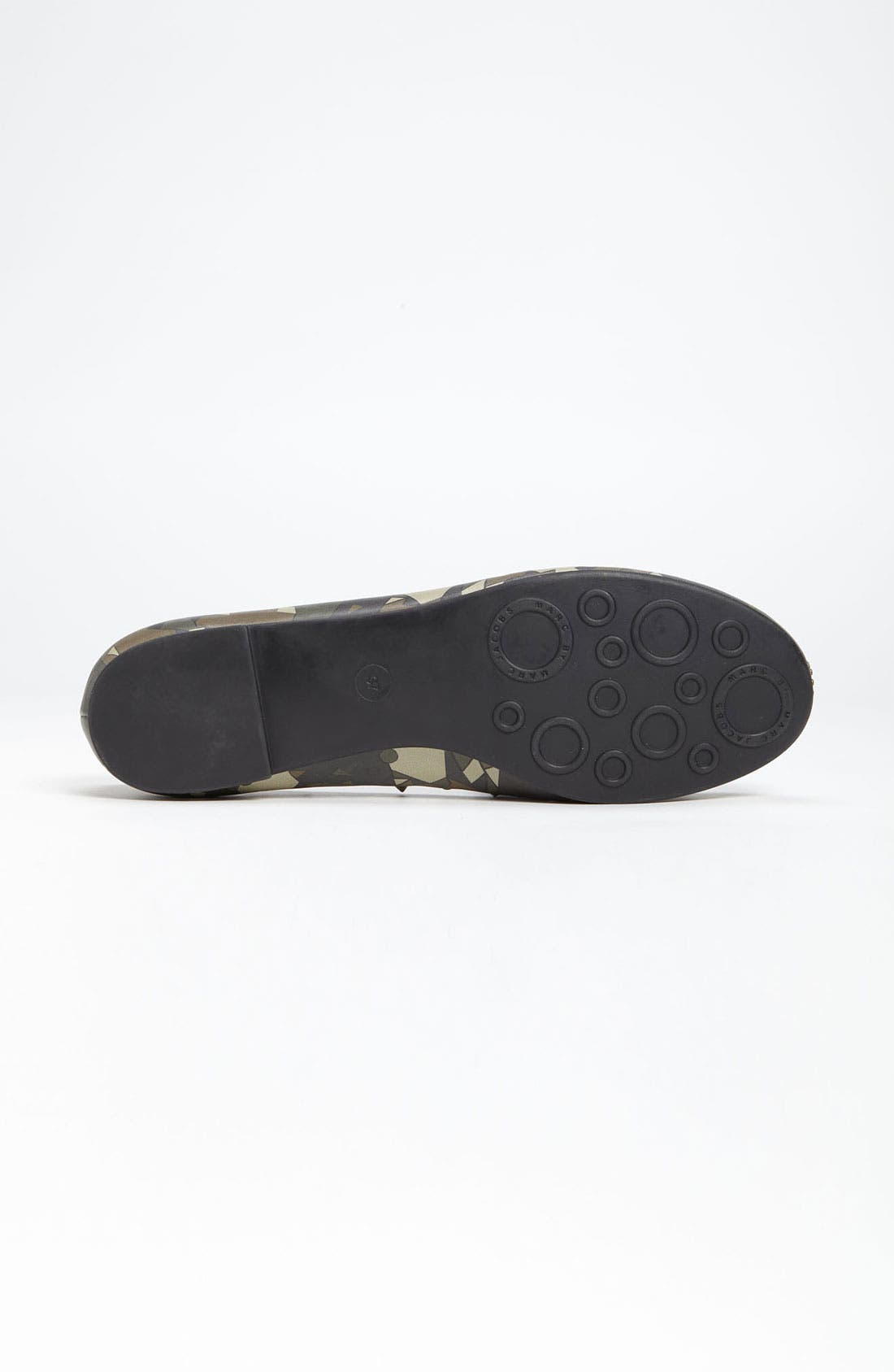 MARC BY MARC JACOBS 'Mouse' Ballerina Flat,                             Alternate thumbnail 3, color,                             357