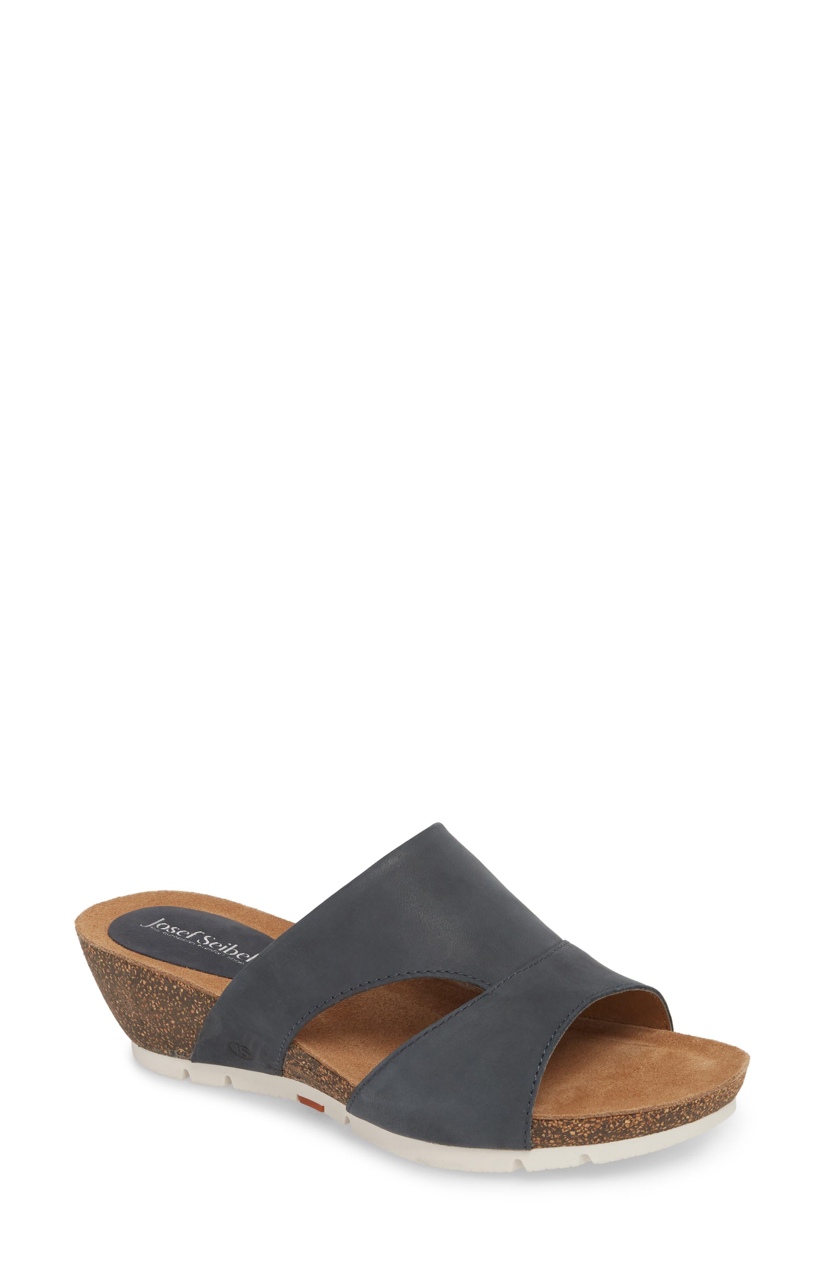 Hailey 40 Slide Sandal,                             Main thumbnail 2, color,