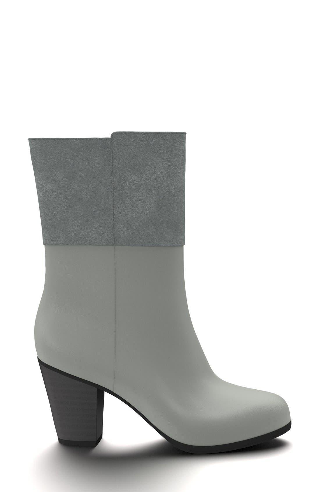 Block Heel Boot,                             Alternate thumbnail 16, color,