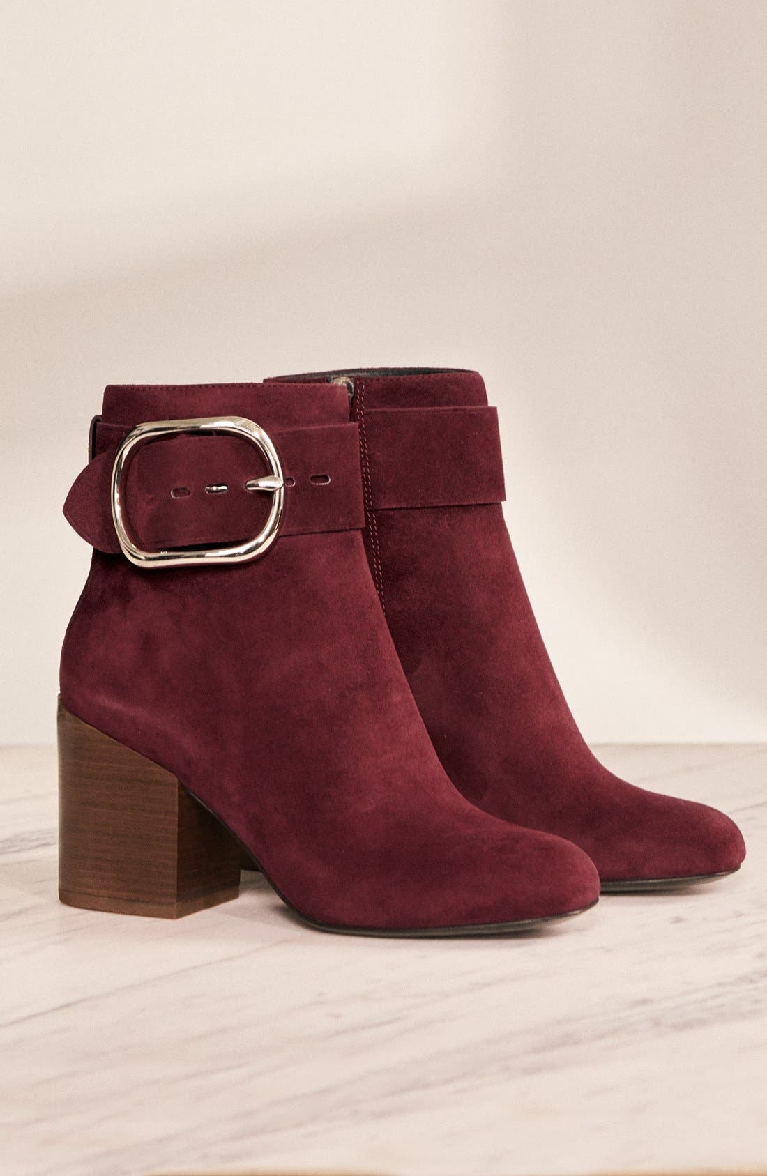 'Kenze' Bootie,                             Alternate thumbnail 6, color,                             930