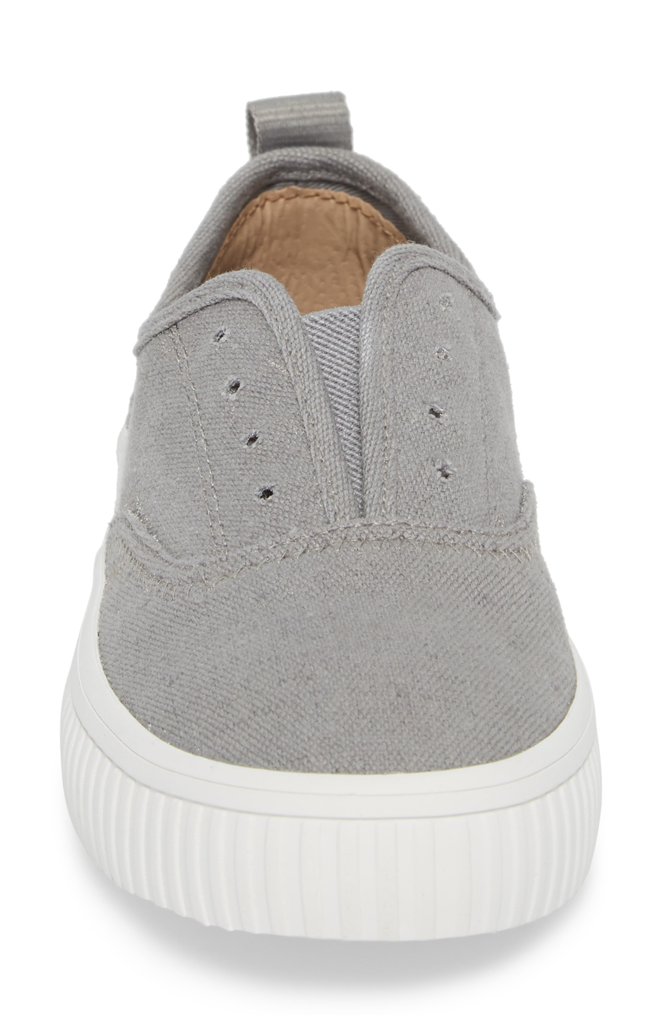 Crest Creeper CVO Slip-On Sneaker,                             Alternate thumbnail 4, color,                             020
