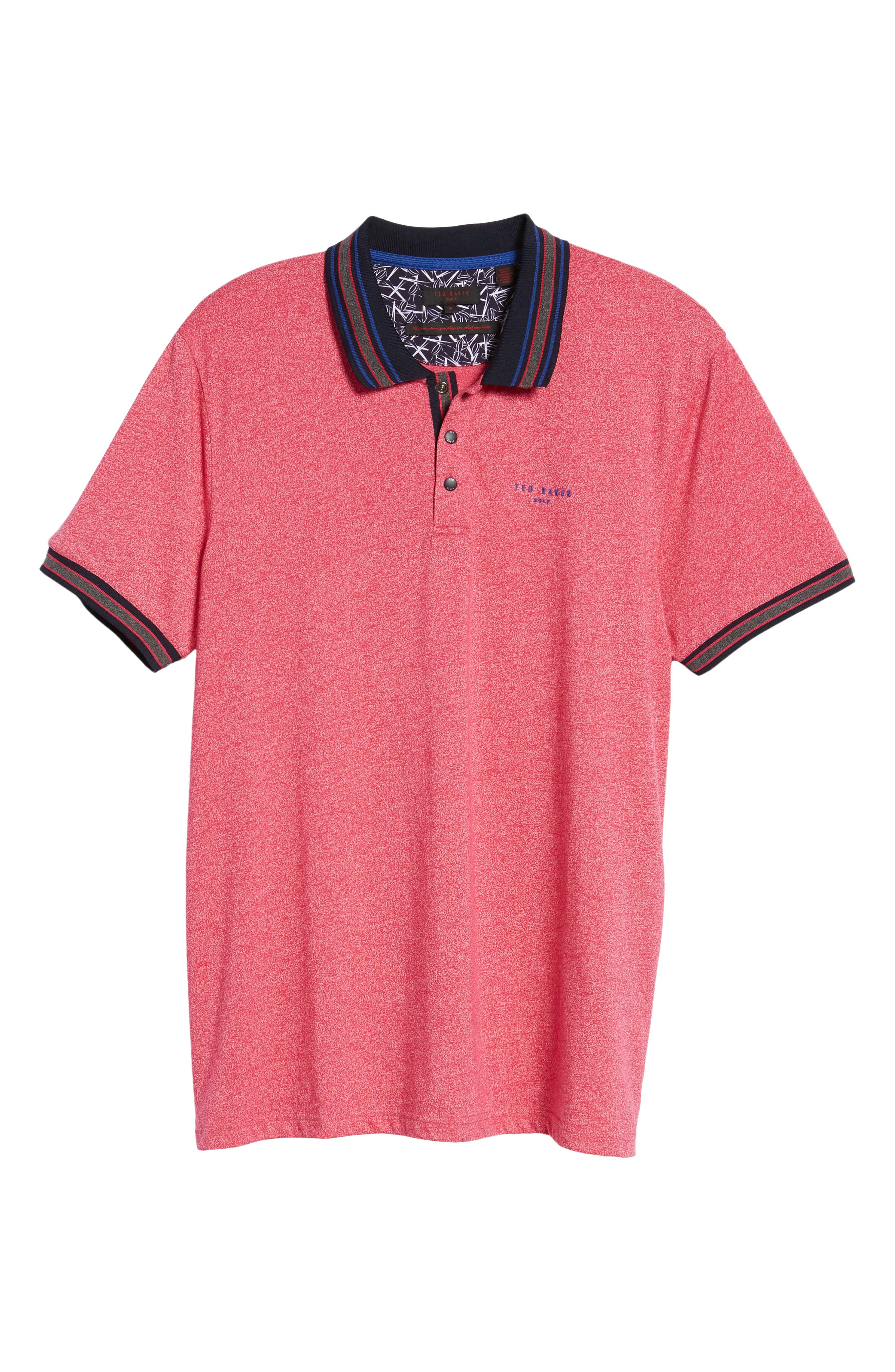 Fore Mouline Golf Polo,                             Alternate thumbnail 18, color,