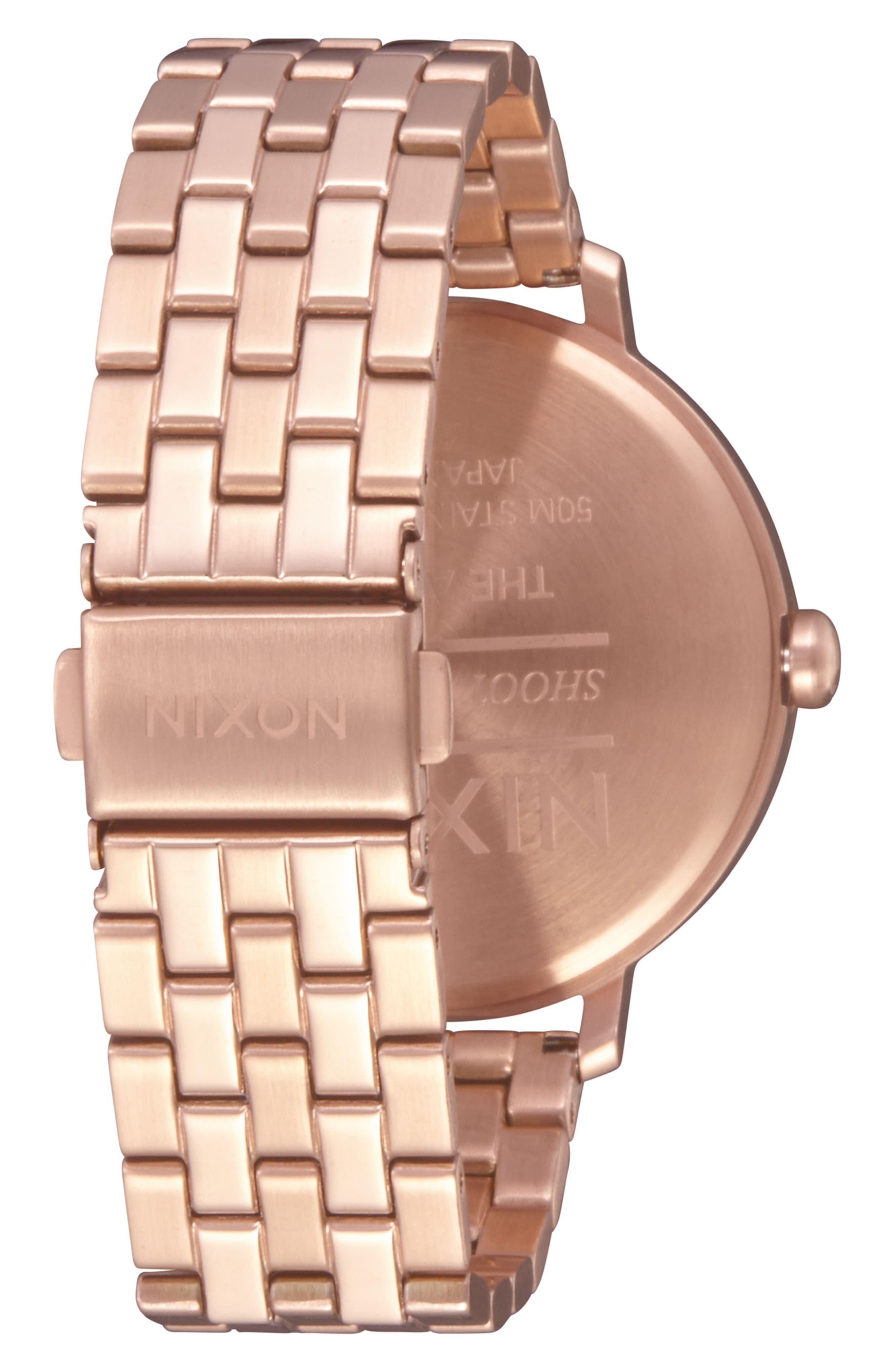 The Arrow Bracelet Watch, 38mm,                             Alternate thumbnail 23, color,