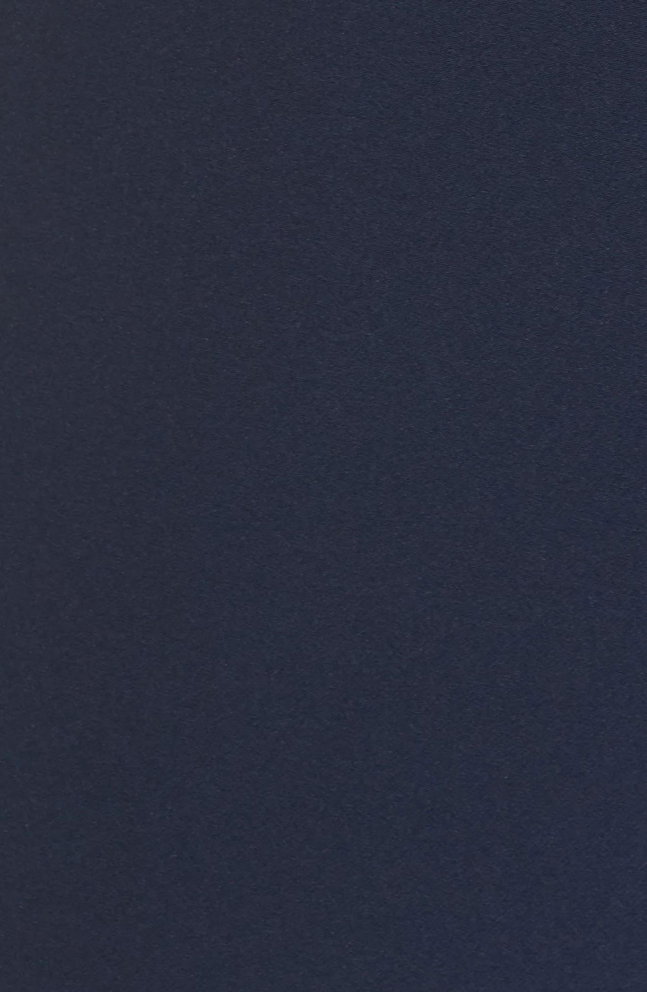 Karlie Off the Shoulder Jumpsuit,                             Alternate thumbnail 6, color,                             410