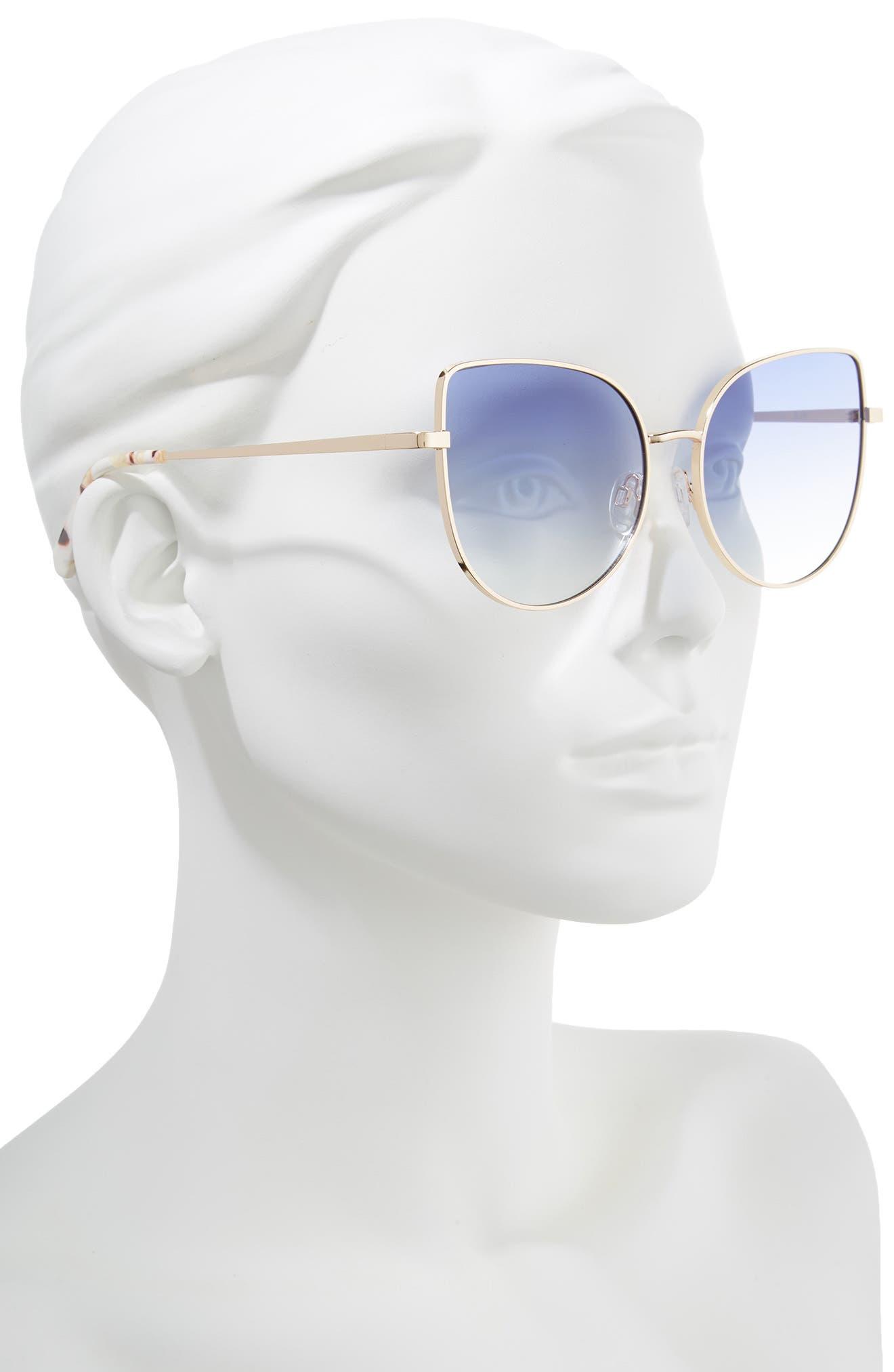 CHELSEA28,                             La Bamba 59mm Sunglasses,                             Alternate thumbnail 2, color,                             420