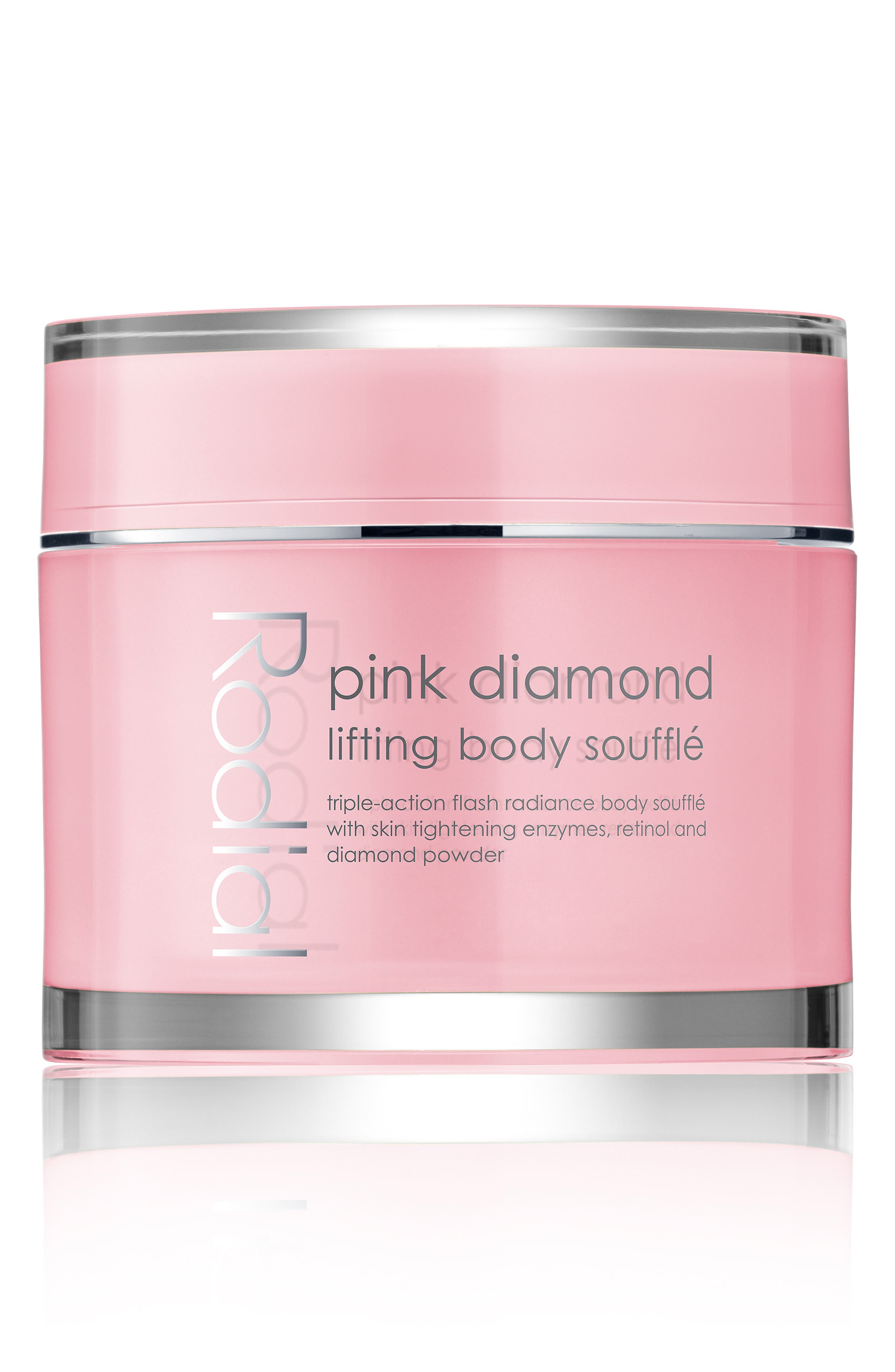 SPACE.NK.apothecary Rodial Pink Diamond Lifting Body Soufflé,                             Alternate thumbnail 2, color,                             000
