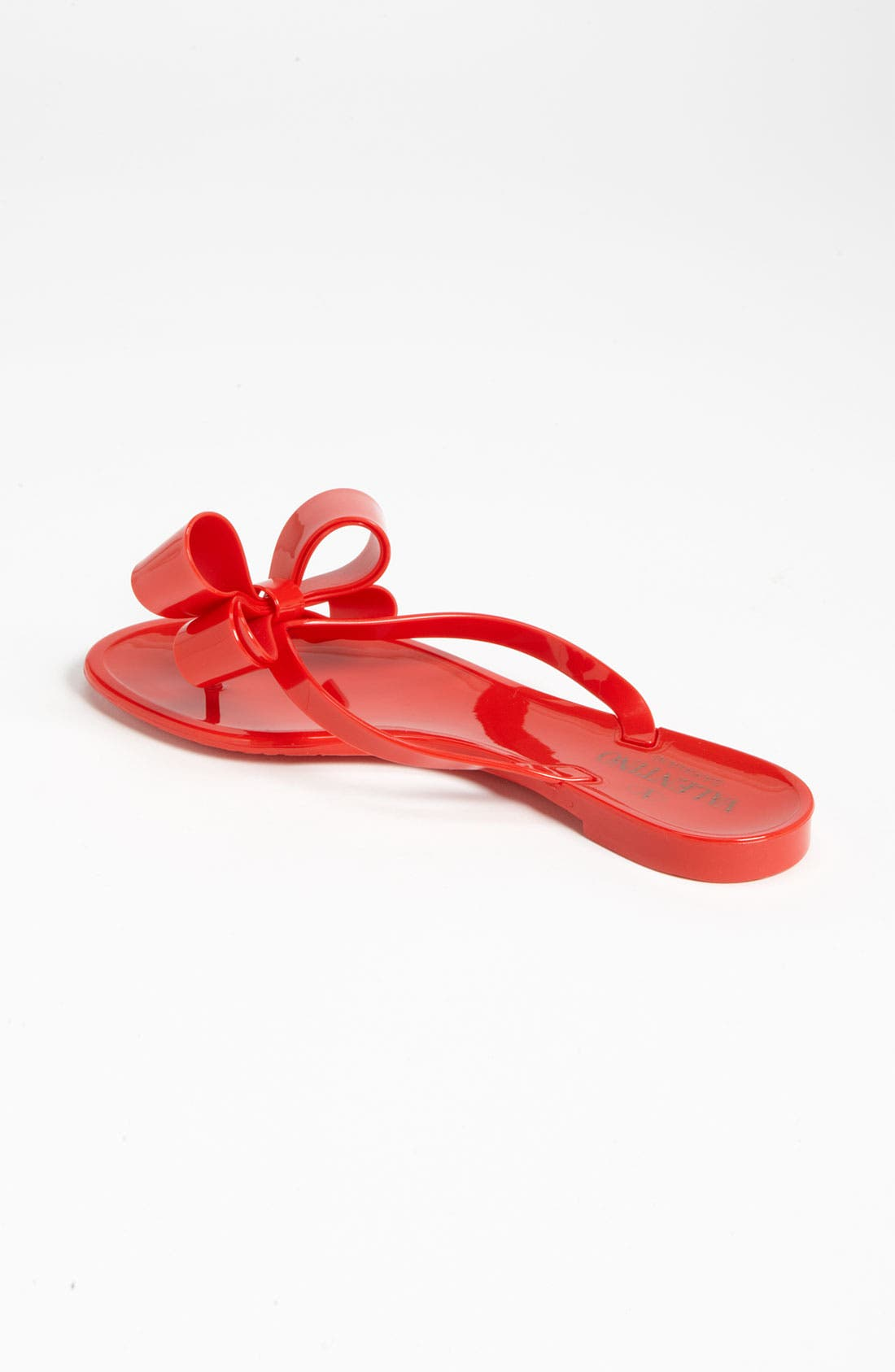 Couture Bow Thong Sandal,                             Alternate thumbnail 24, color,