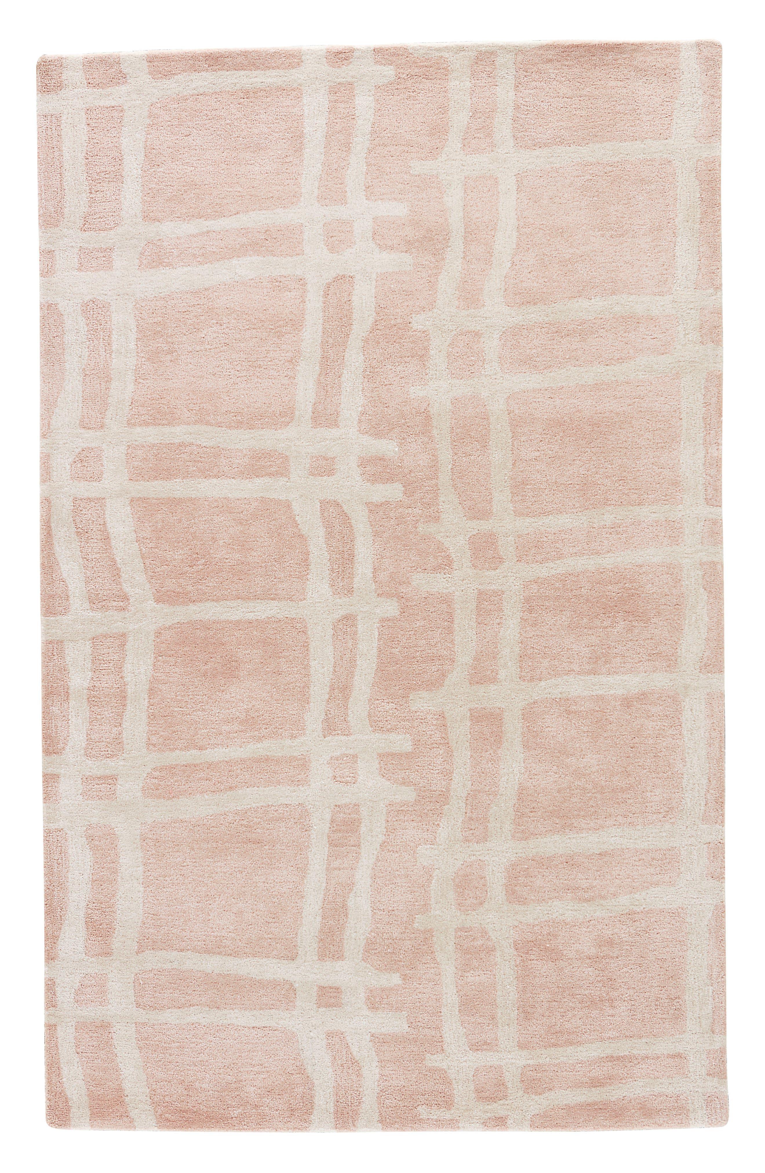 broken plaid rug,                             Main thumbnail 1, color,                             650