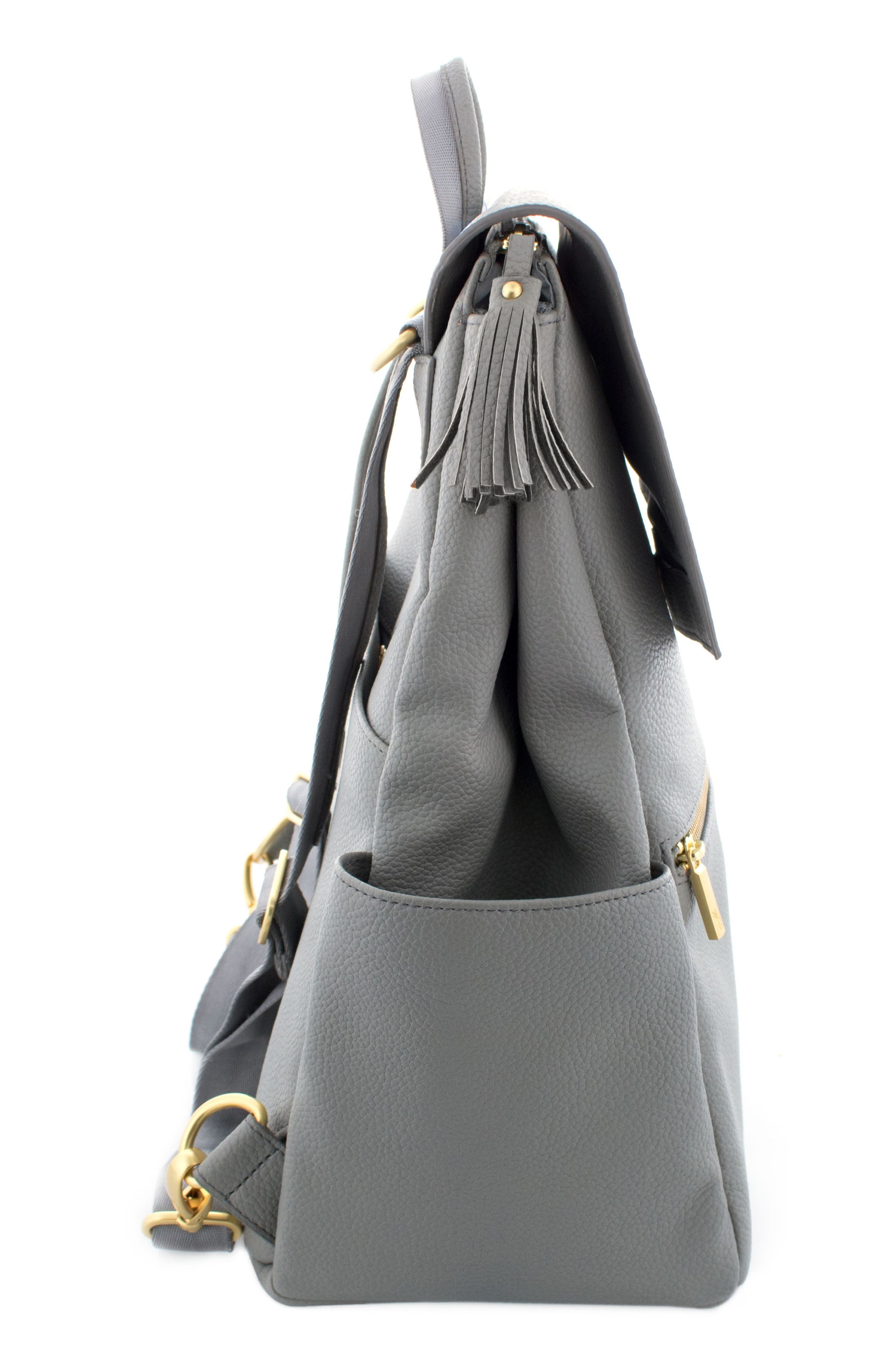 Convertible Diaper Backpack,                             Alternate thumbnail 14, color,