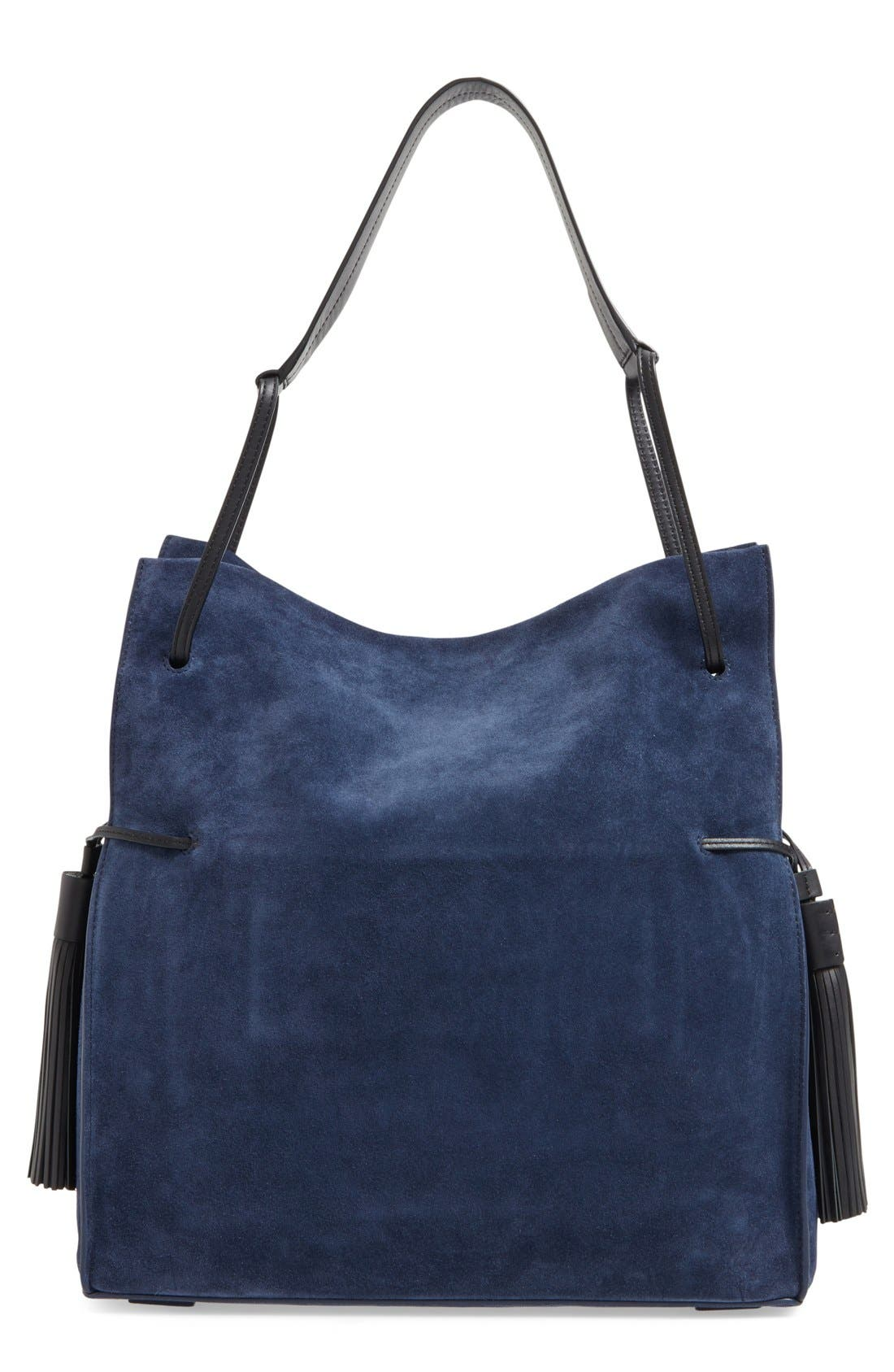Freedom Suede Hobo,                             Alternate thumbnail 13, color,