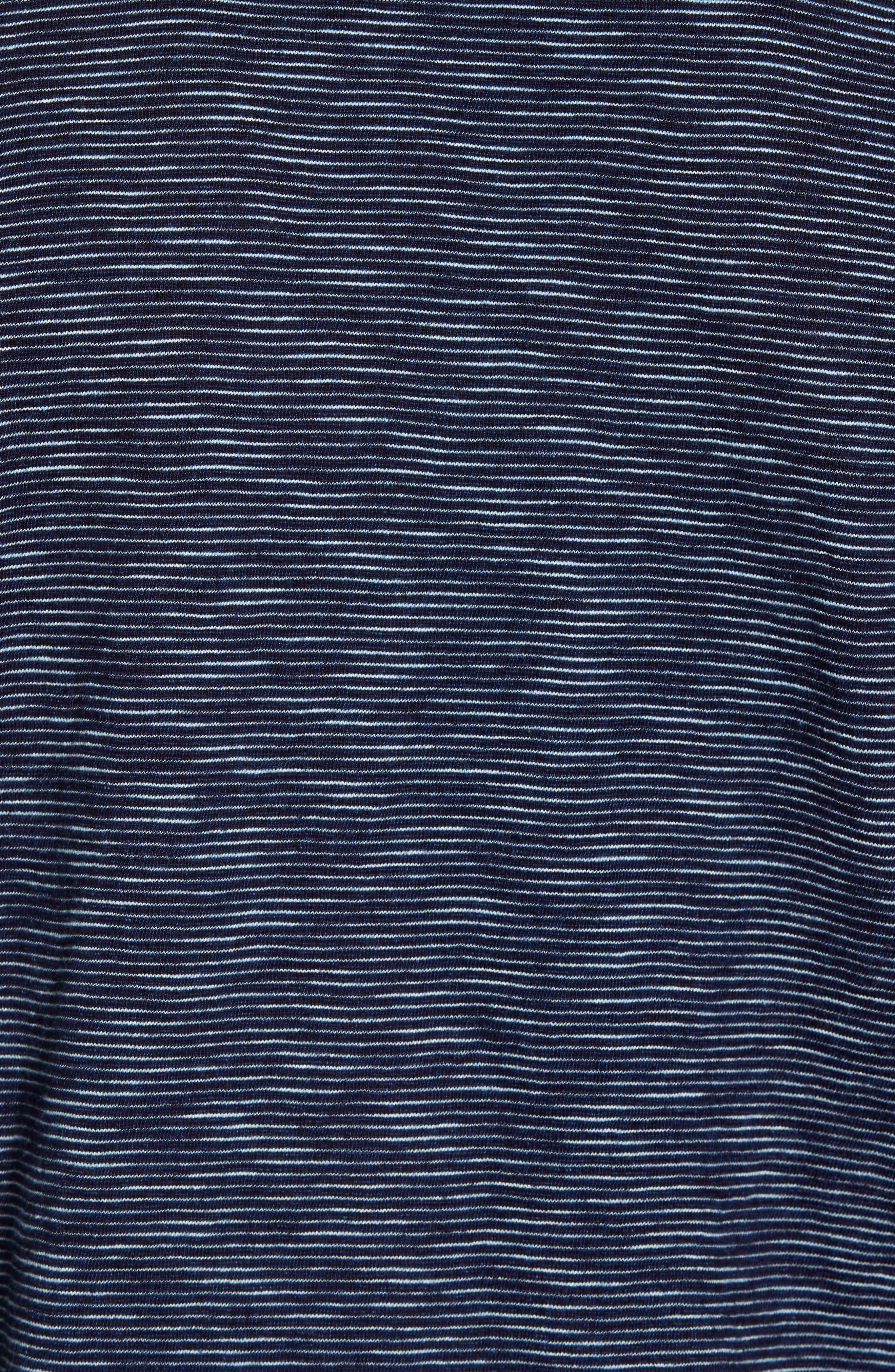 Jackie Stripe Raglan Pullover,                             Alternate thumbnail 5, color,                             401