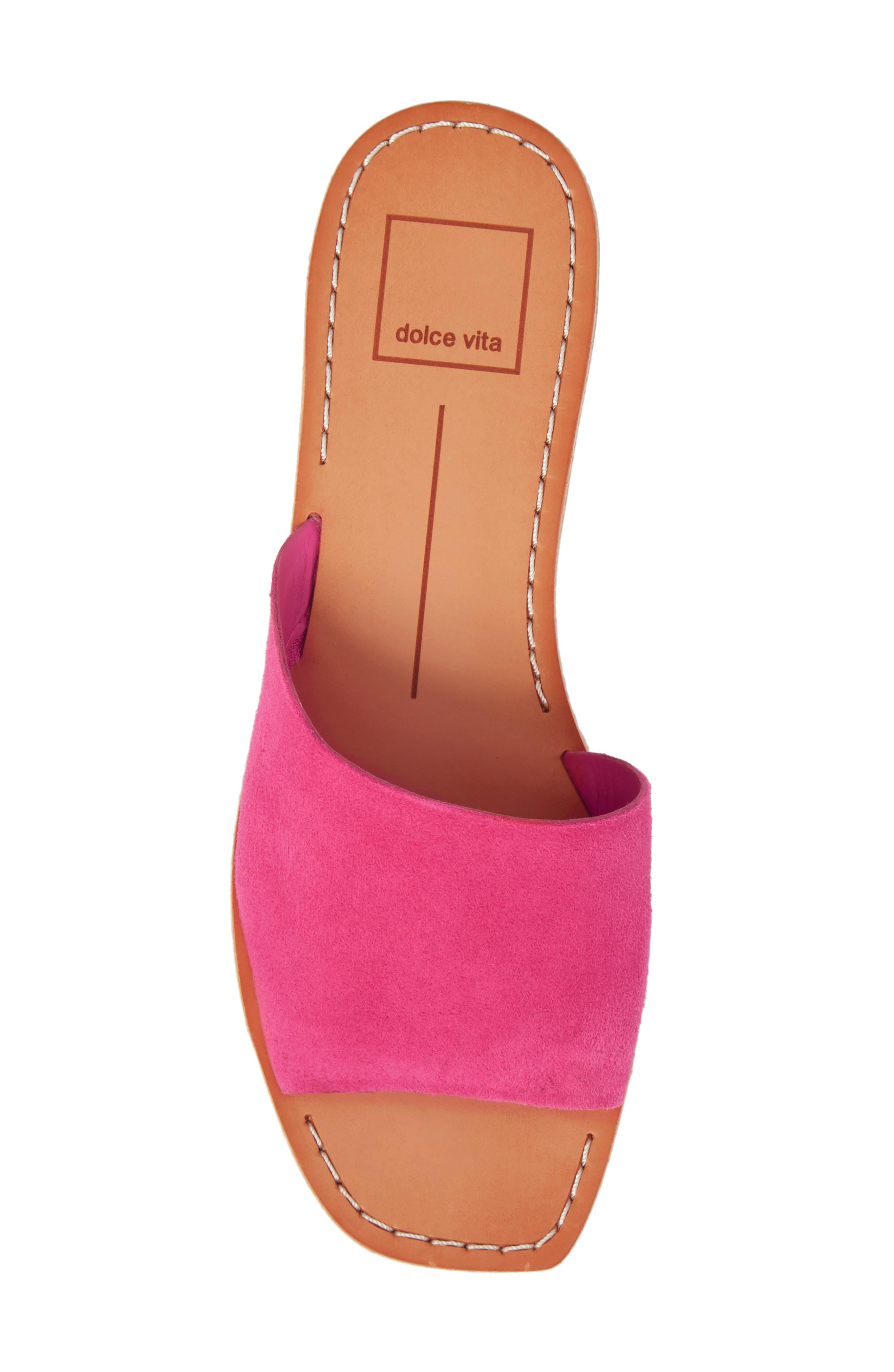Cato Asymmetrical Slide Sandal,                             Alternate thumbnail 33, color,