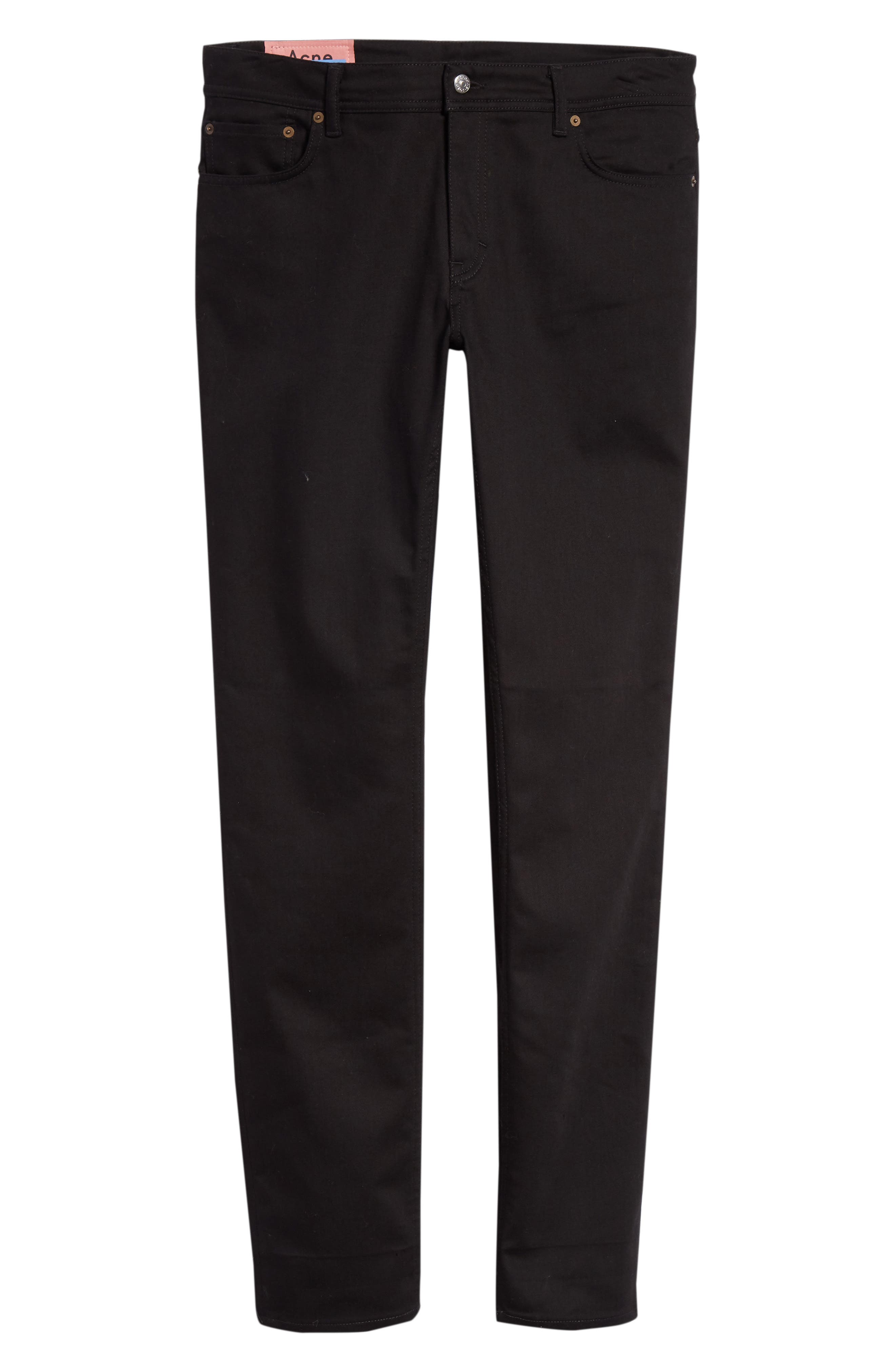 North Stay Slim Fit Jeans,                             Alternate thumbnail 6, color,                             NORTH STAY BLACK