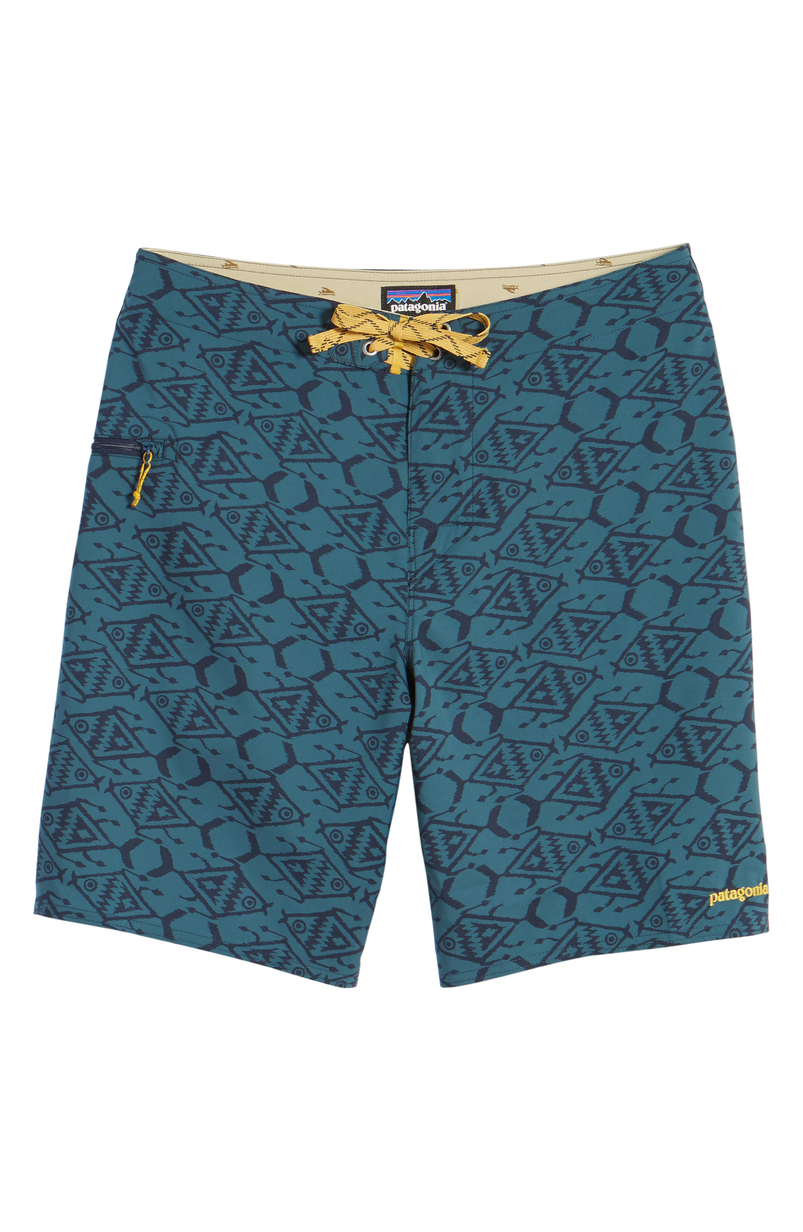 Stretch Planing Board Shorts,                             Alternate thumbnail 34, color,