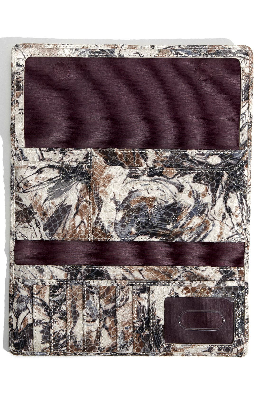 'Sadie' Leather Wallet,                             Alternate thumbnail 121, color,