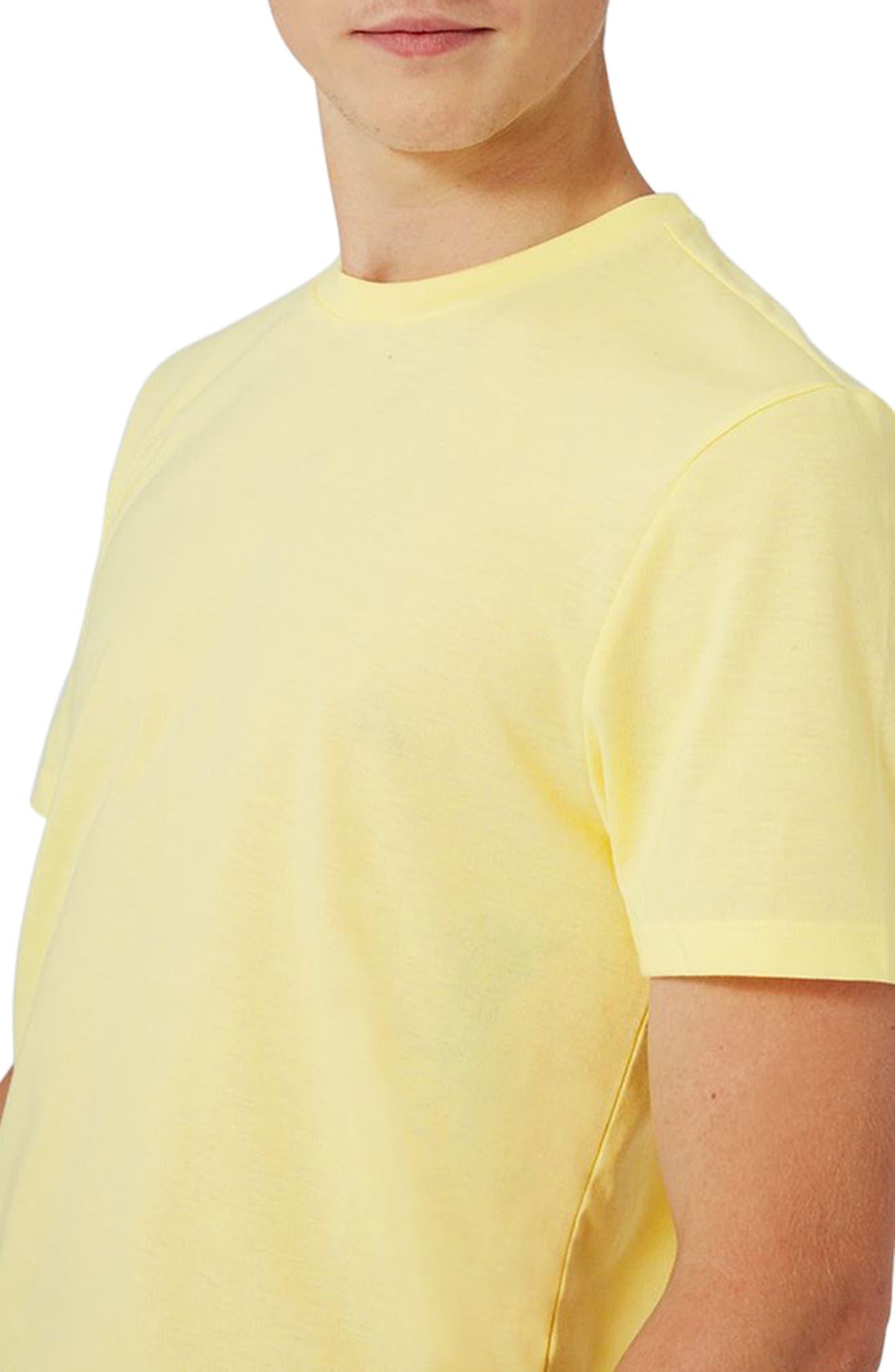 Slim Fit Crewneck T-Shirt,                             Alternate thumbnail 218, color,