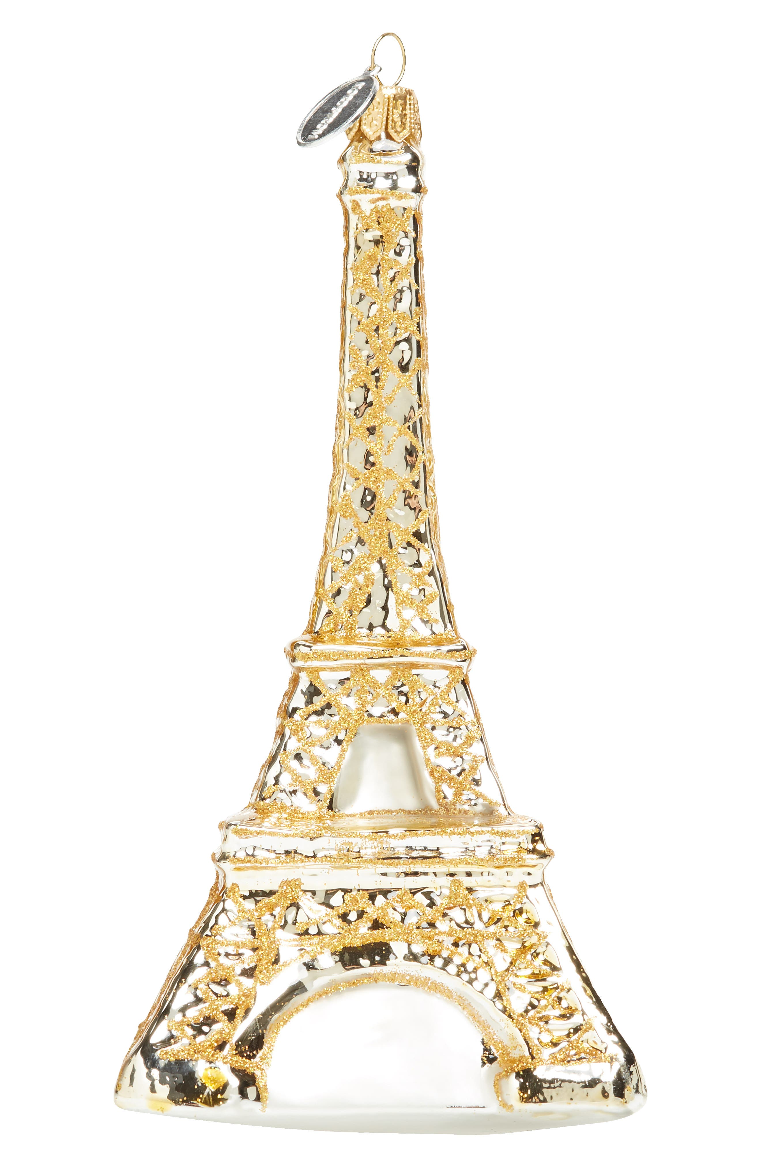 NORDSTROM AT HOME,                             Eiffel Tower Ornament,                             Main thumbnail 1, color,                             710