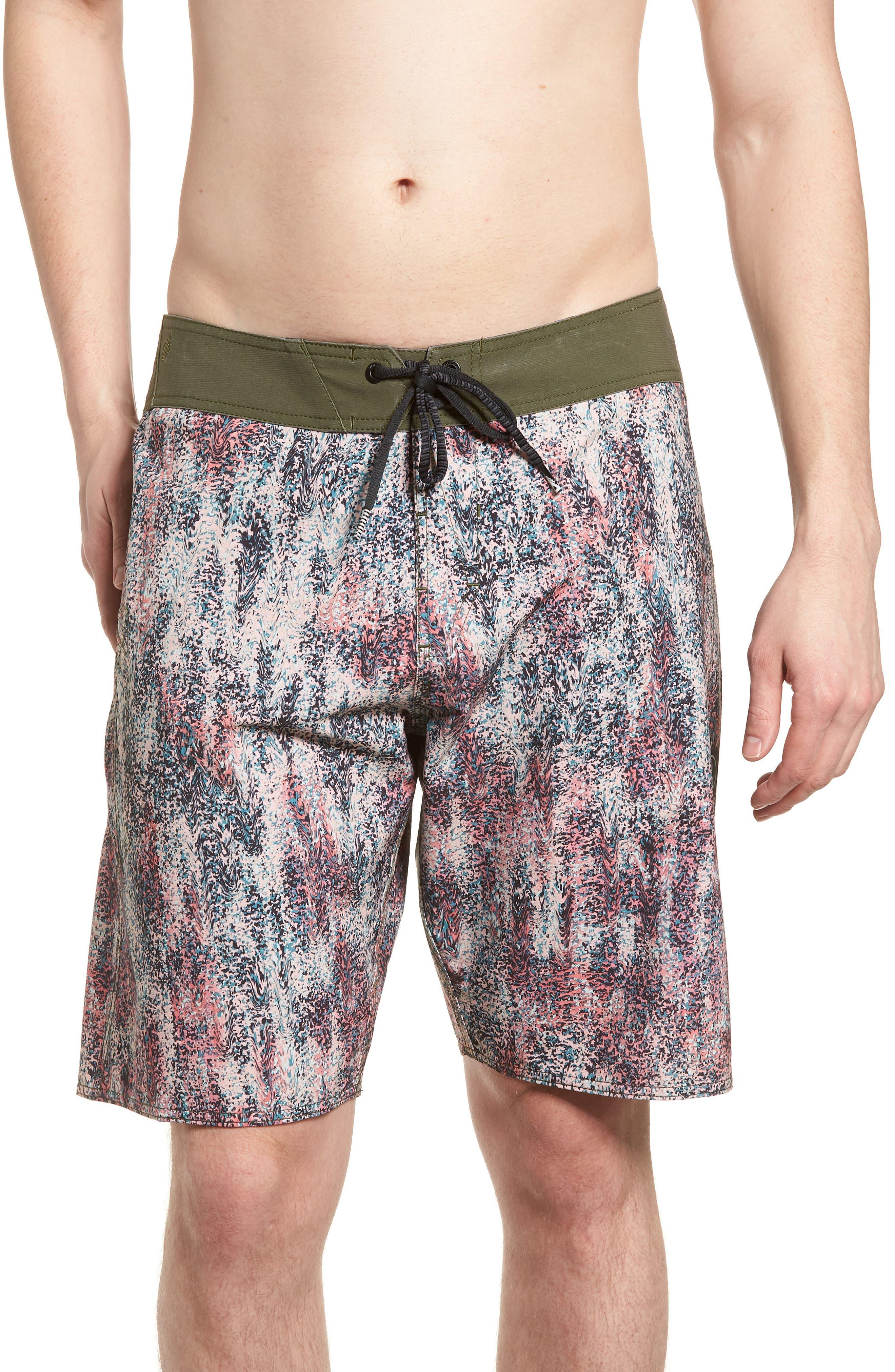 Plasm Mod Board Shorts,                         Main,                         color, 020
