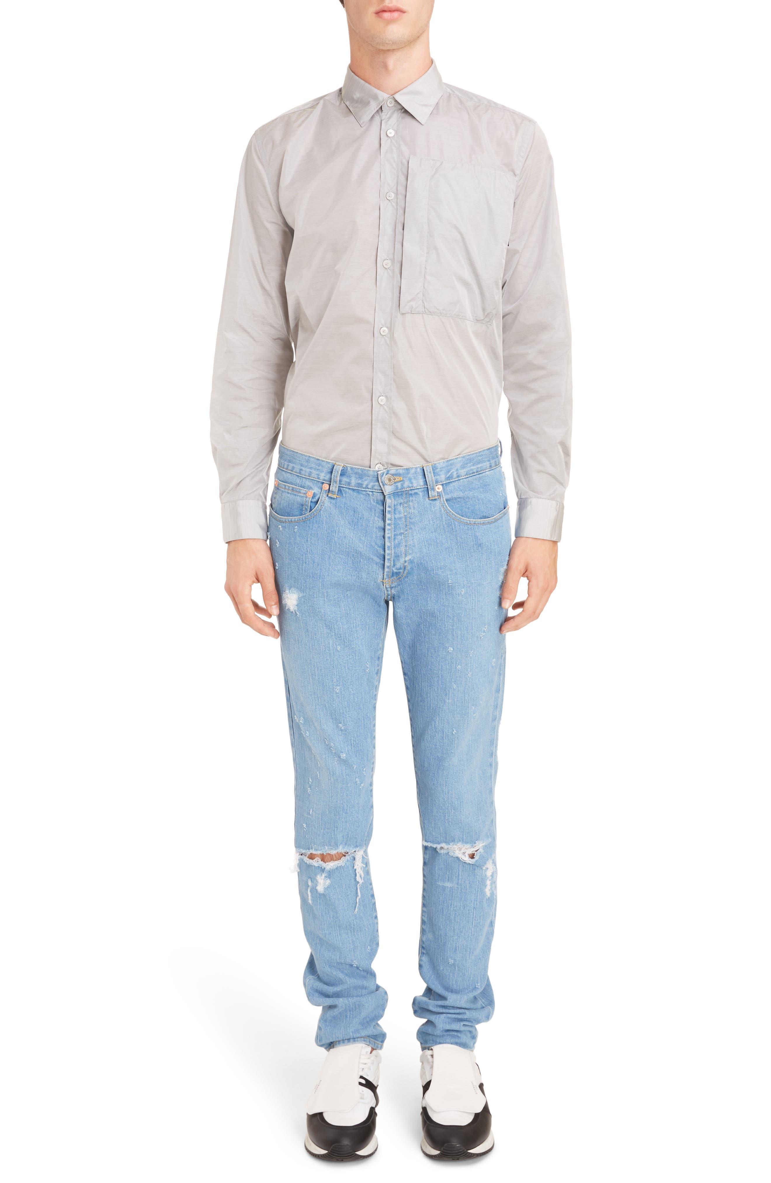Rico Fit Jeans,                             Alternate thumbnail 6, color,                             420