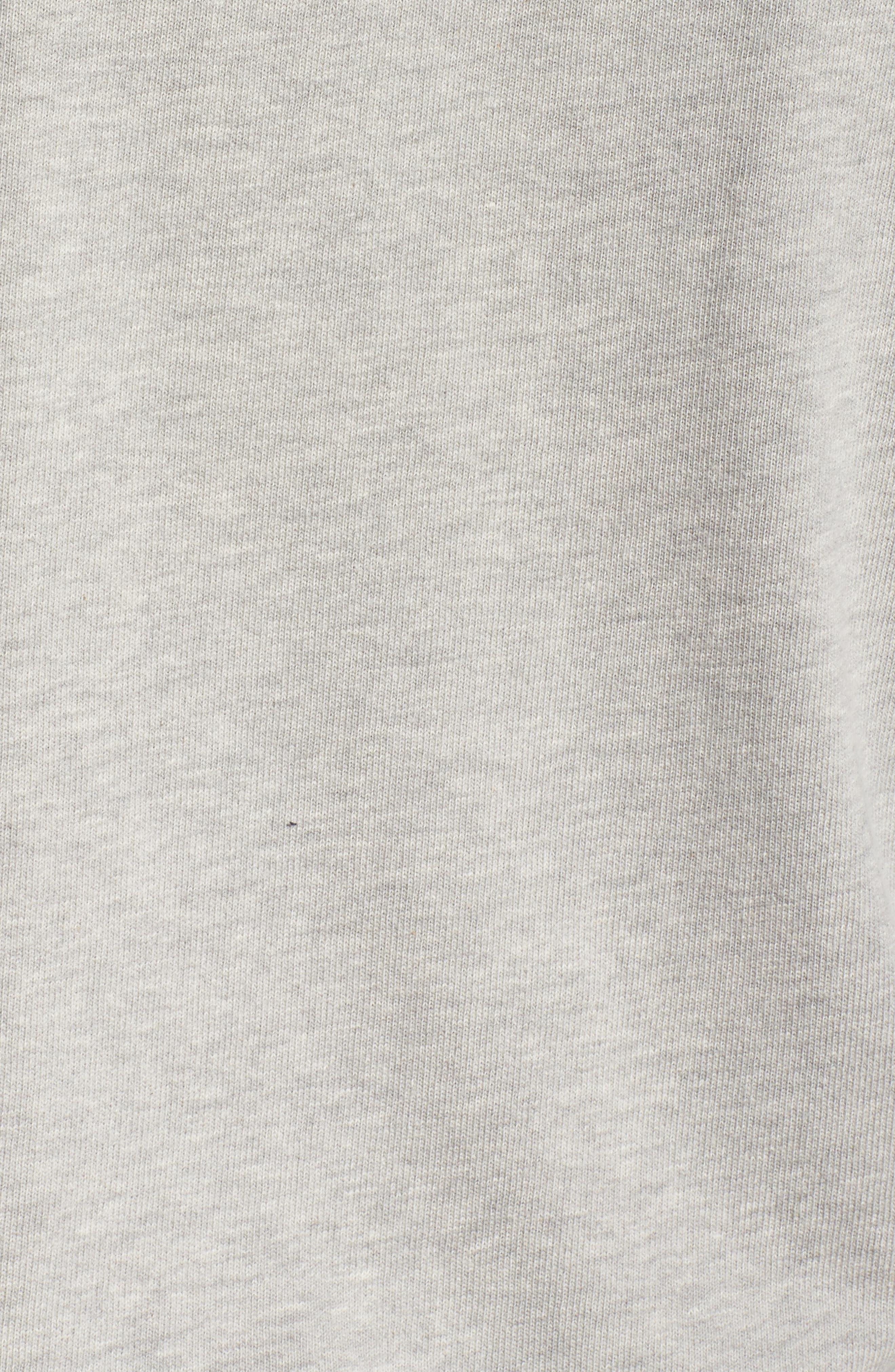 NFL Oakland Raiders Hacci Sweatshirt,                             Alternate thumbnail 5, color,