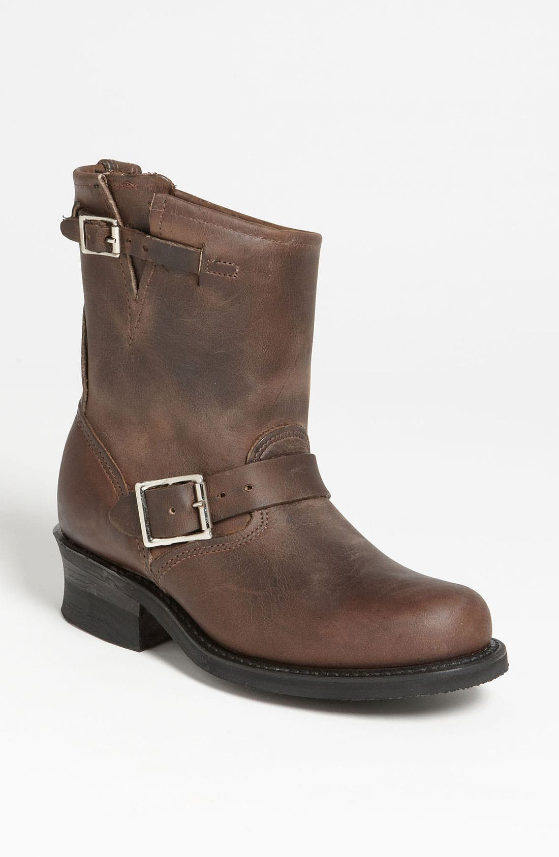 'Engineer 8R' Leather Boot,                             Main thumbnail 3, color,