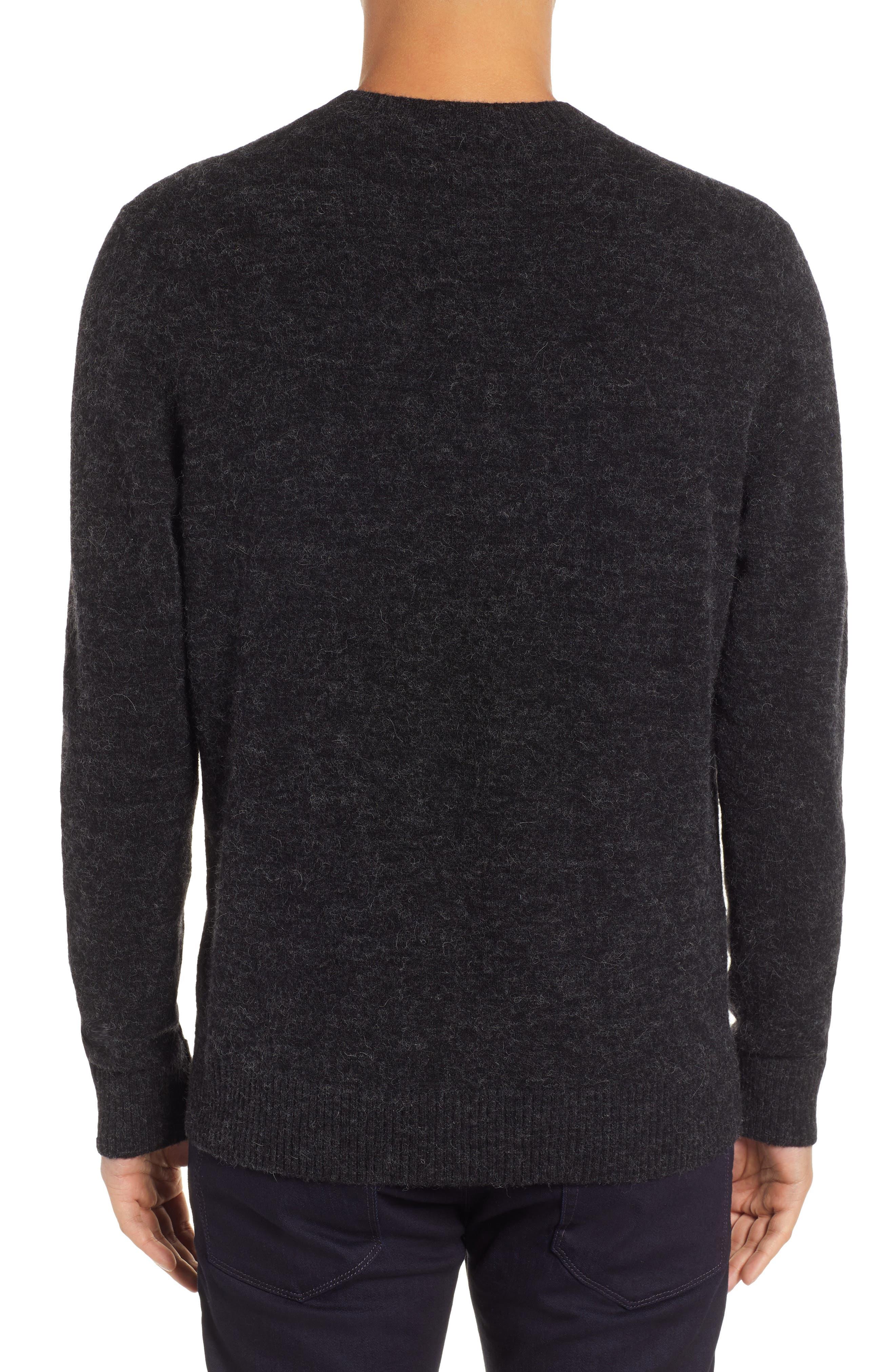 Seridon Oversize Crewneck Sweater,                             Alternate thumbnail 2, color,                             020