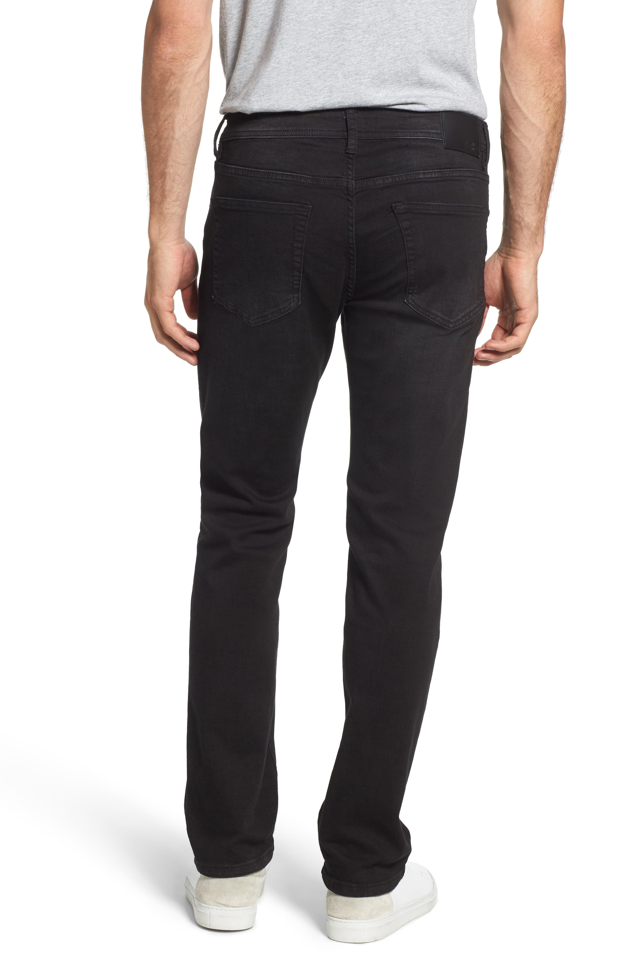 Relaxed Fit Jeans,                             Alternate thumbnail 2, color,                             002