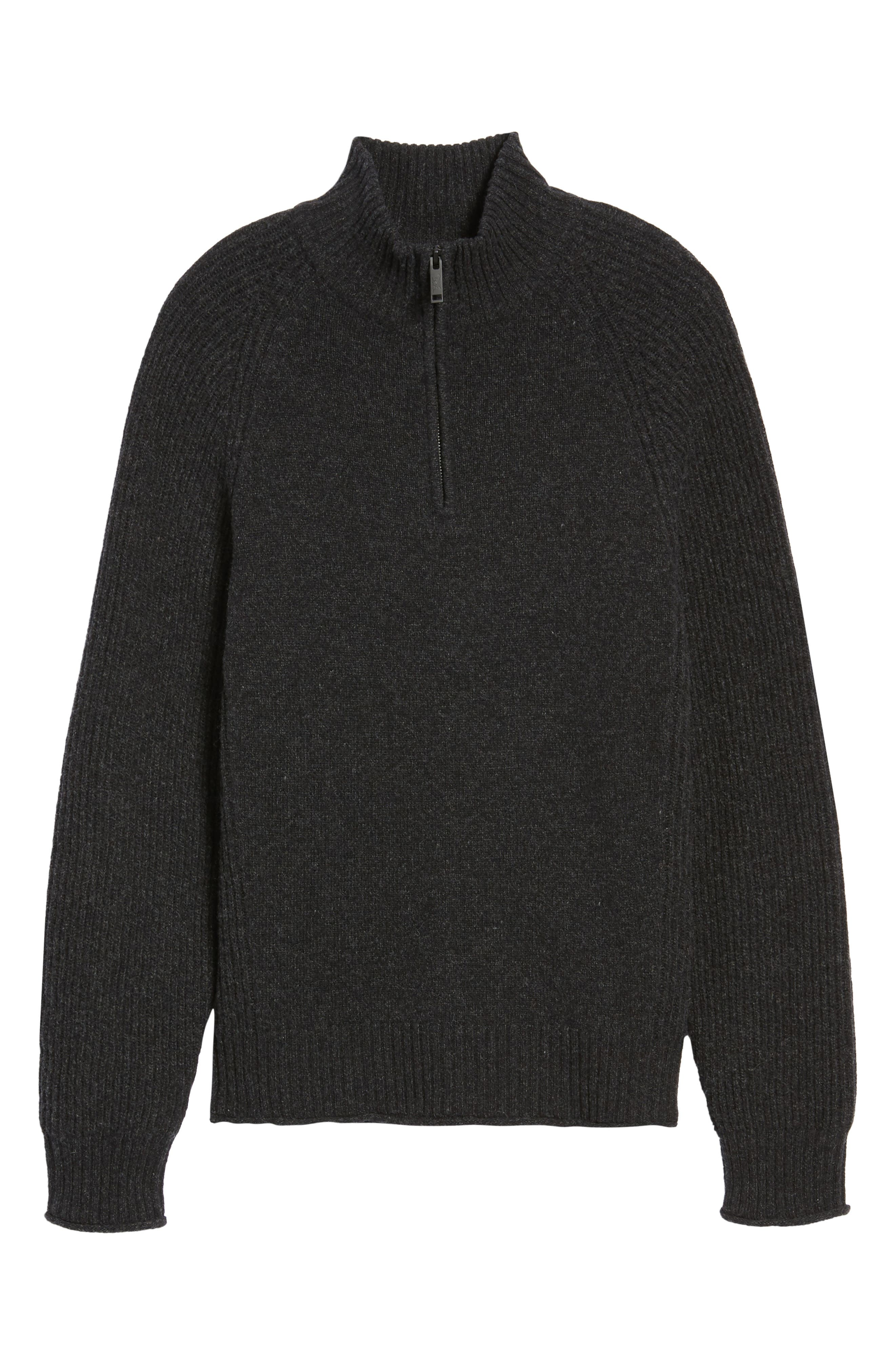Stredwick Lambswool Sweater,                             Alternate thumbnail 6, color,                             021