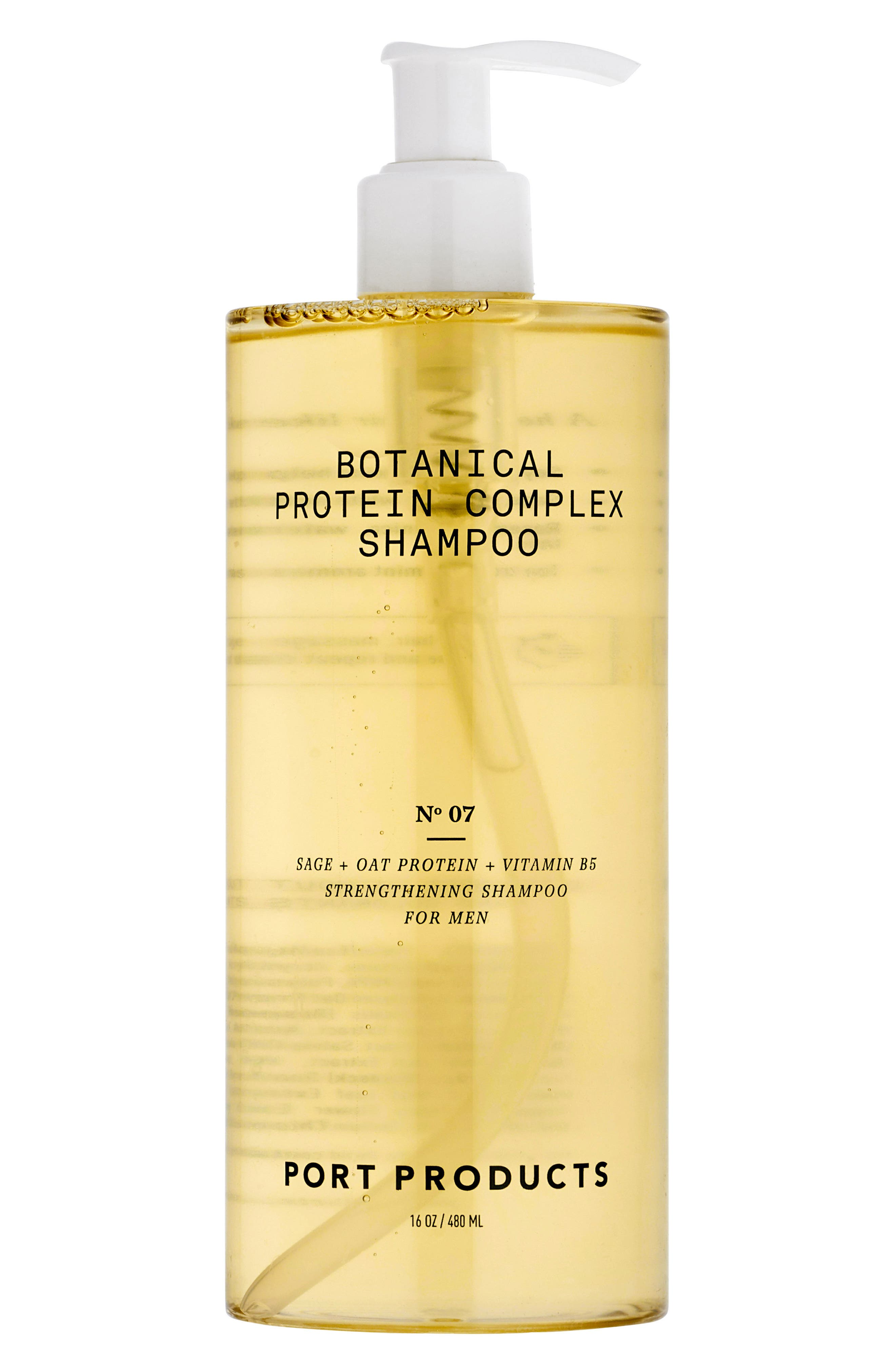 Botanical Protein Complex Shampoo,                             Main thumbnail 1, color,                             NO COLOR