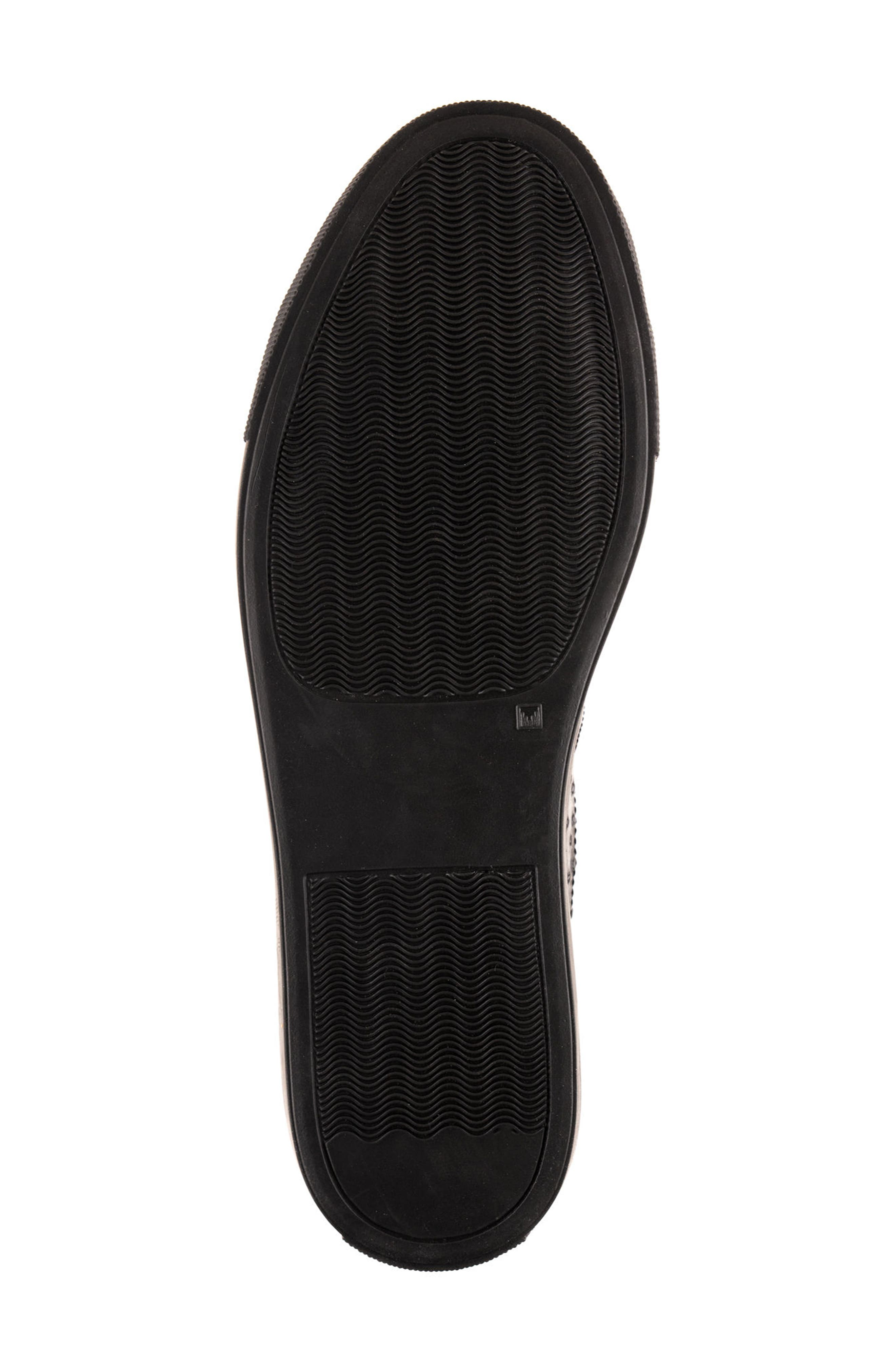West Sneaker,                             Alternate thumbnail 6, color,                             BLACK