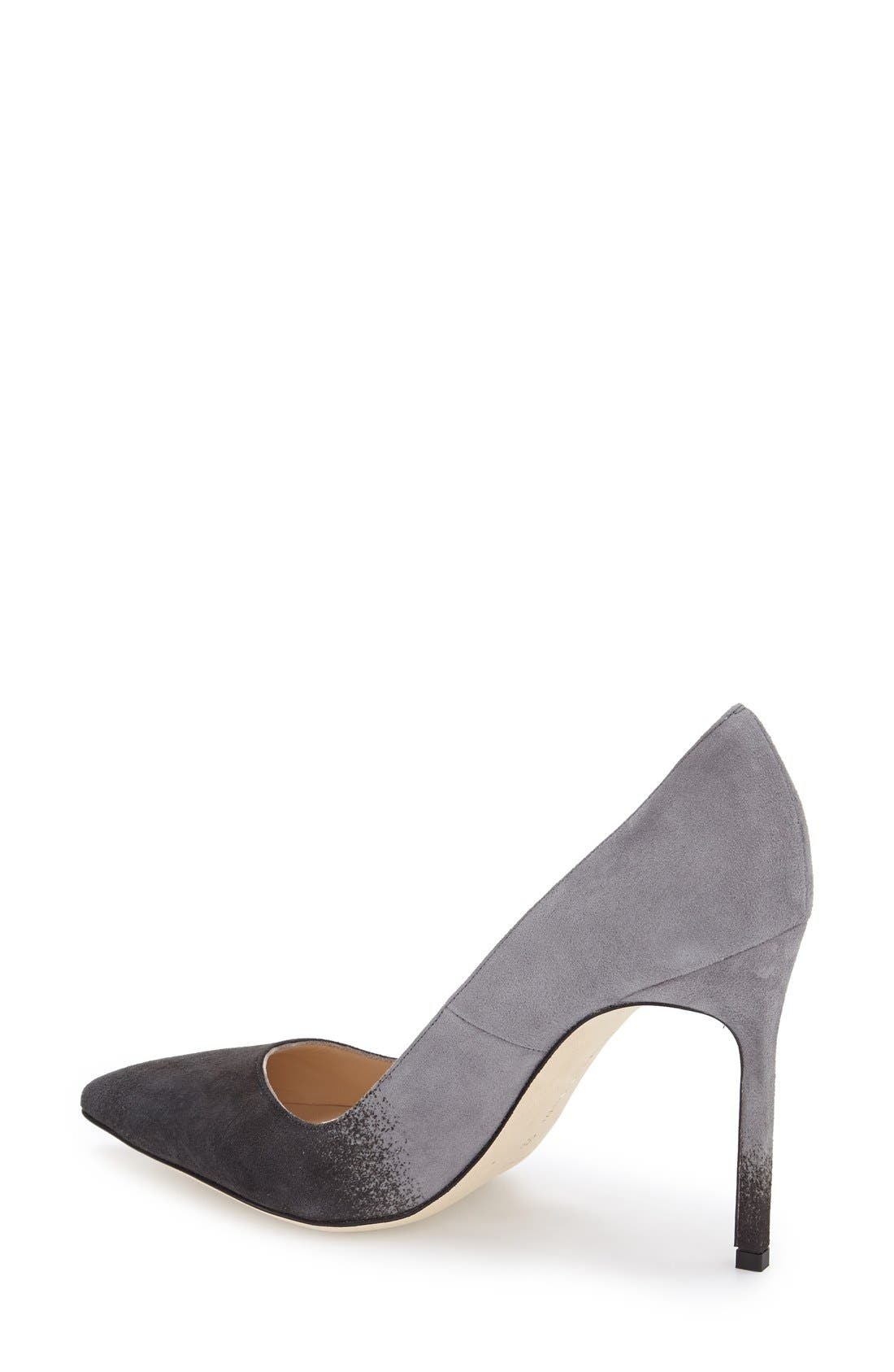 BB Pointy Toe Pump,                             Alternate thumbnail 4, color,                             001