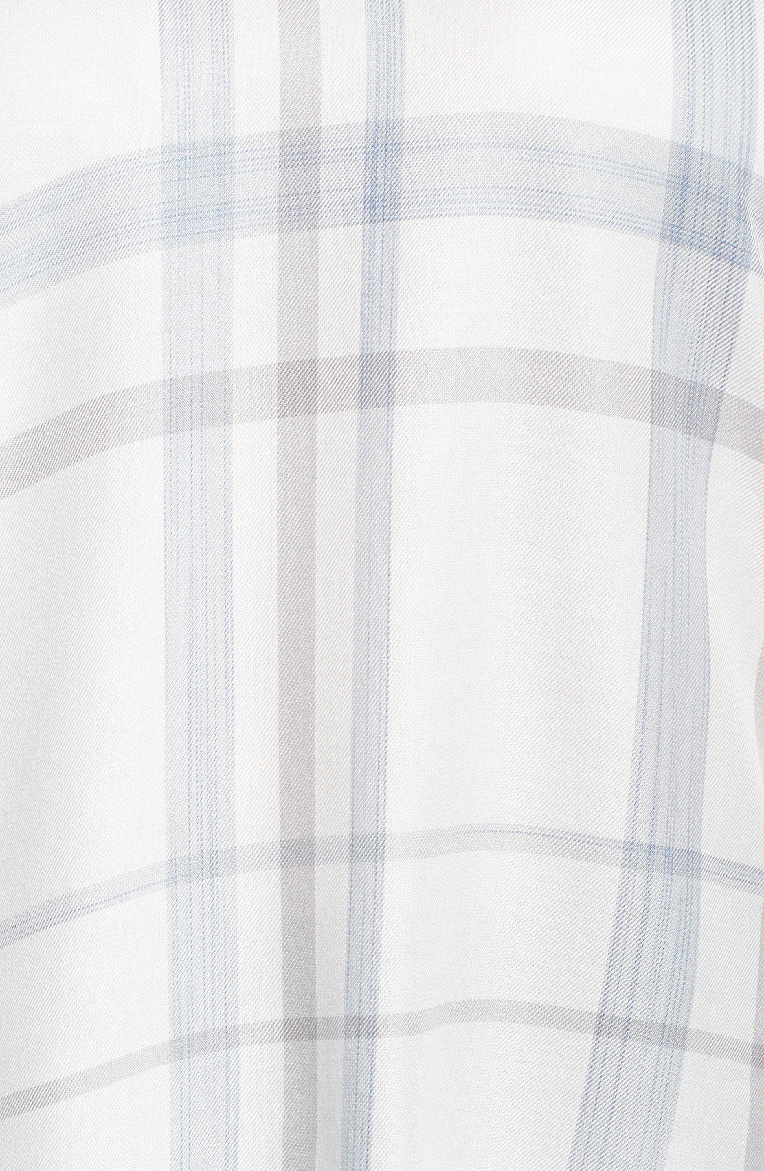 Ruffed Sleeve Top,                             Alternate thumbnail 5, color,