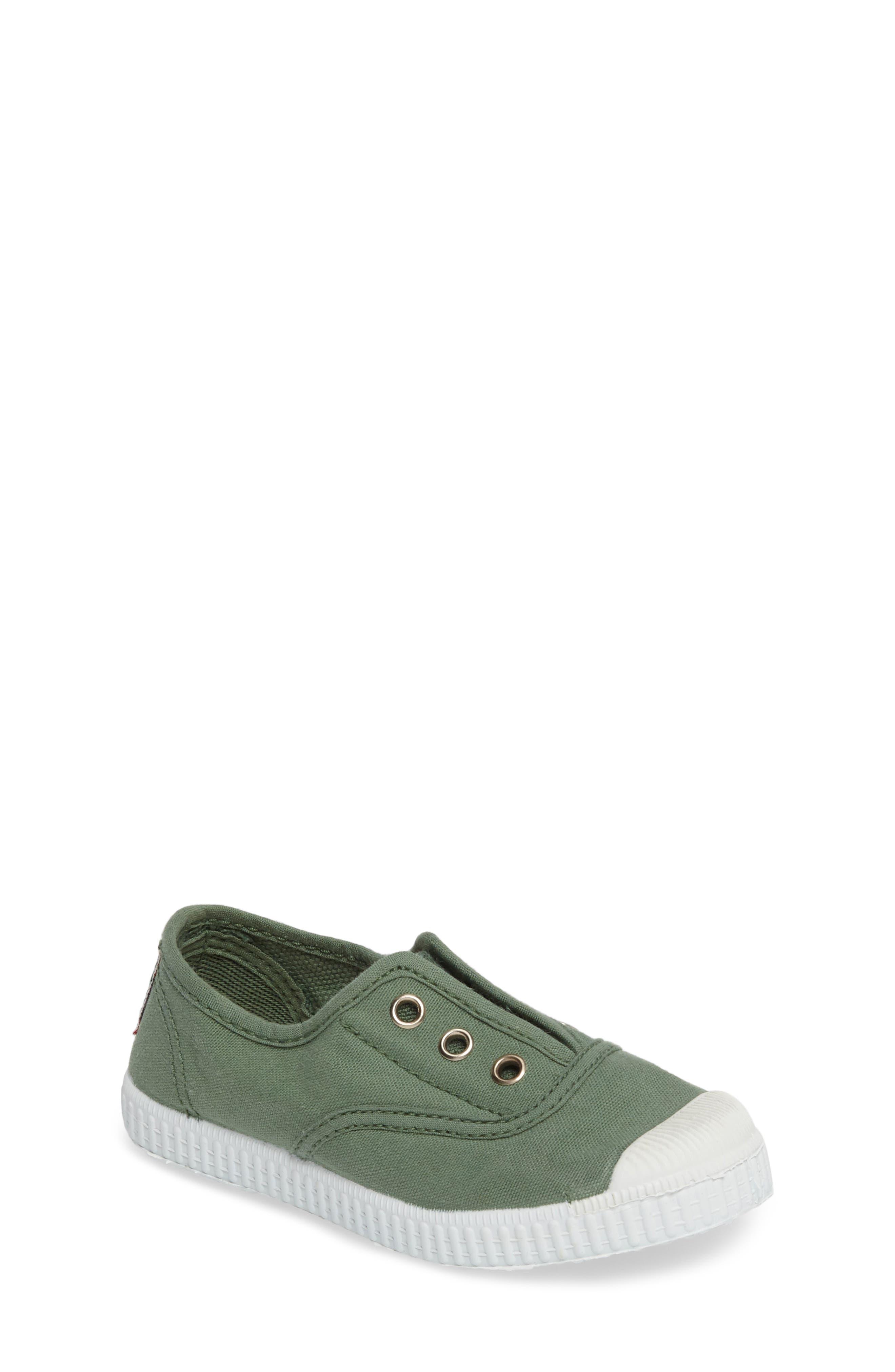 Laceless Slip-On Sneaker,                             Main thumbnail 5, color,