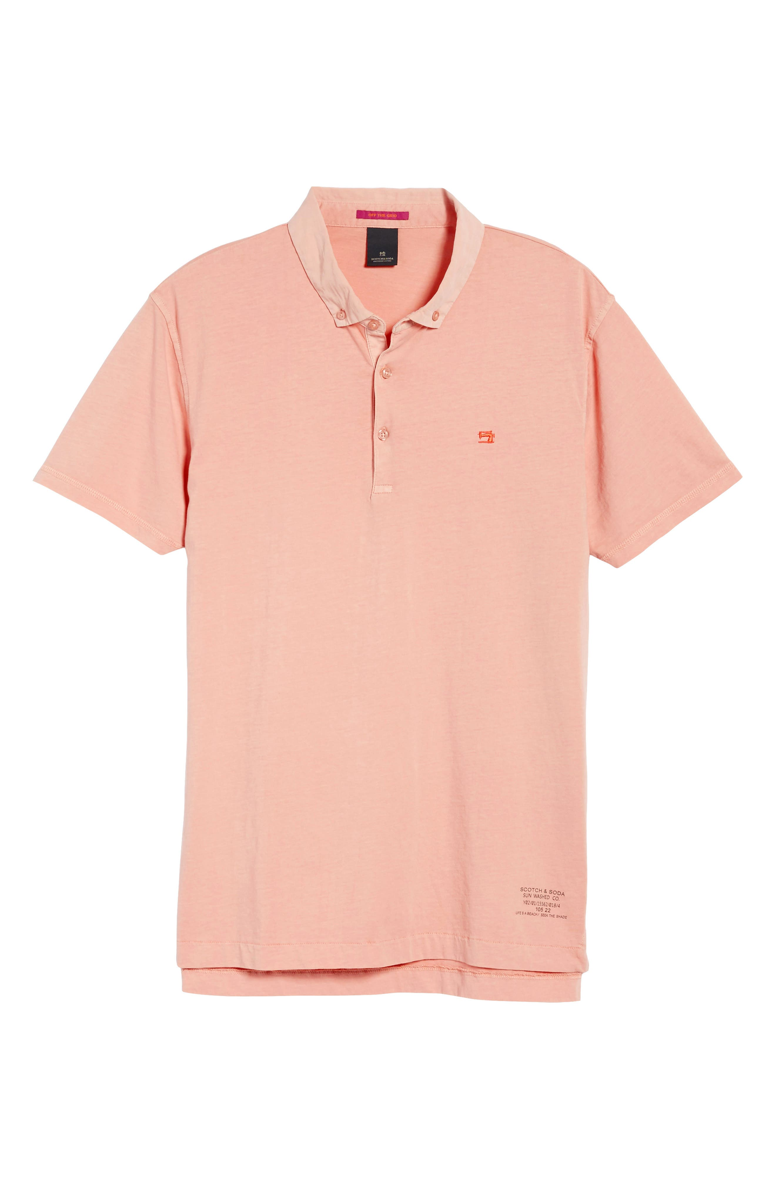 Classic Jersey Polo,                             Alternate thumbnail 18, color,