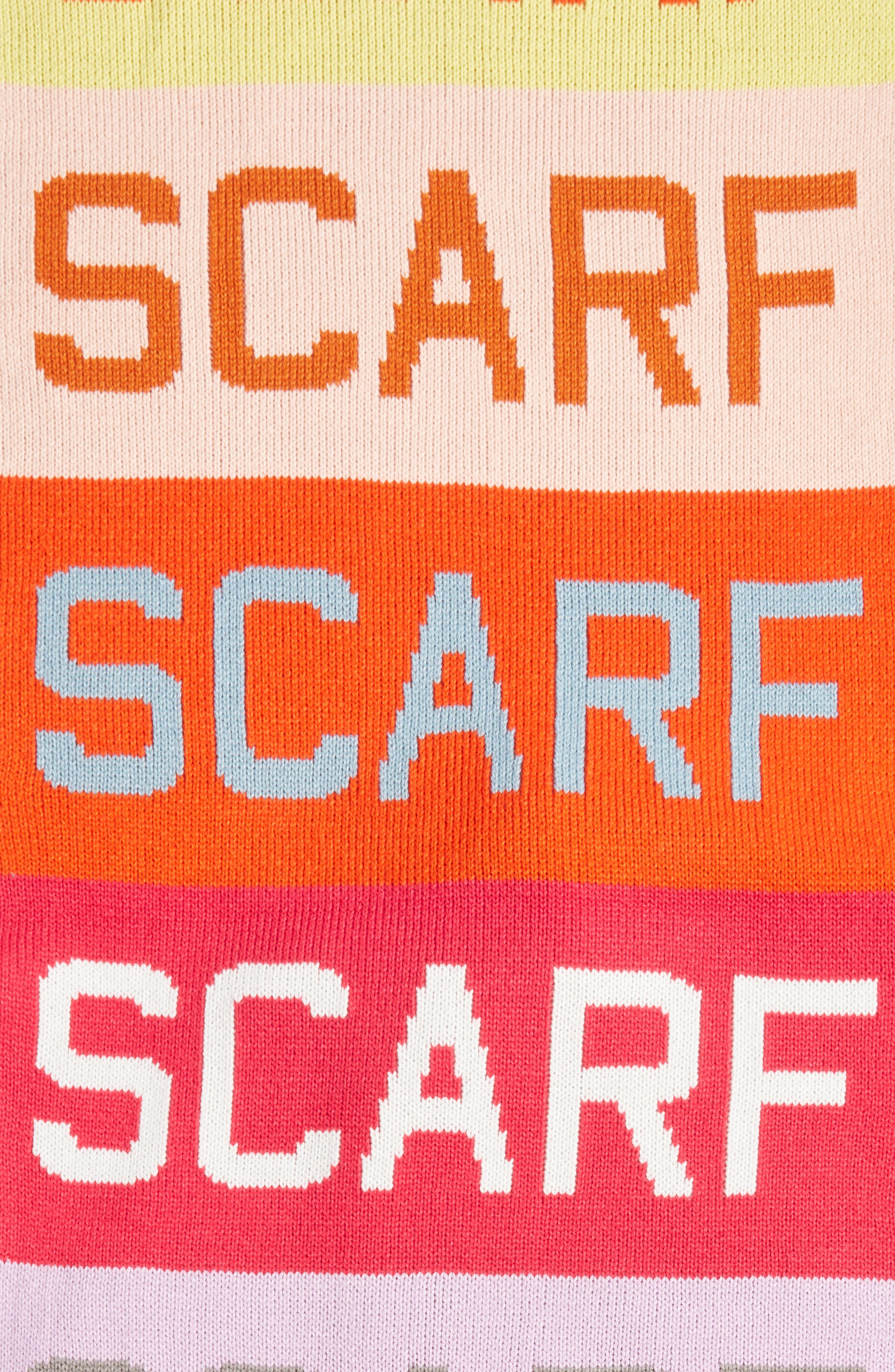 Scarf Scarf Scarf Scarf,                             Alternate thumbnail 4, color,                             MULTI VIVID