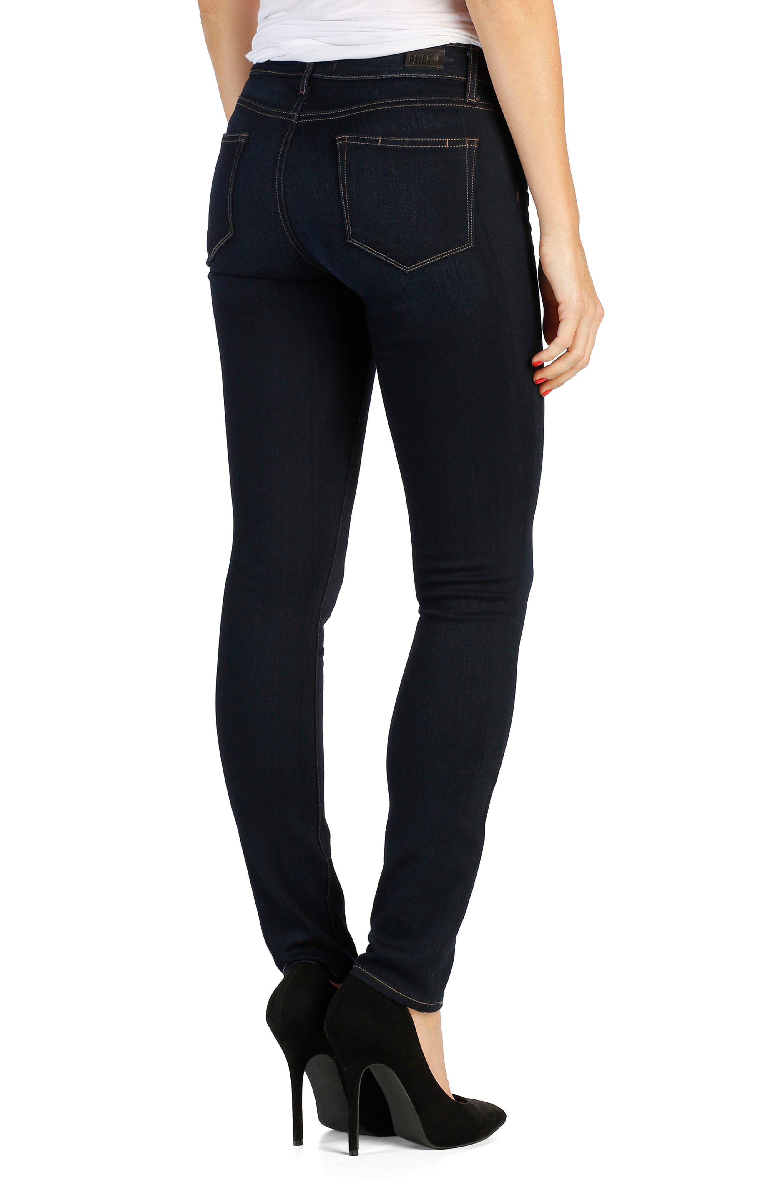 Transcend - Verdugo Ultra Skinny Jeans,                             Alternate thumbnail 2, color,                             TONAL MONA