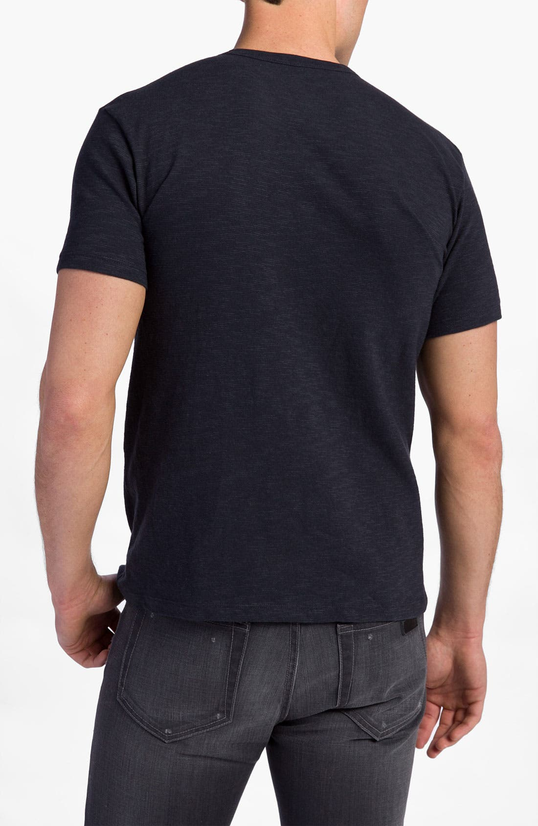 'Chicago Cubs' Regular Fit Crewneck T-Shirt,                             Alternate thumbnail 59, color,