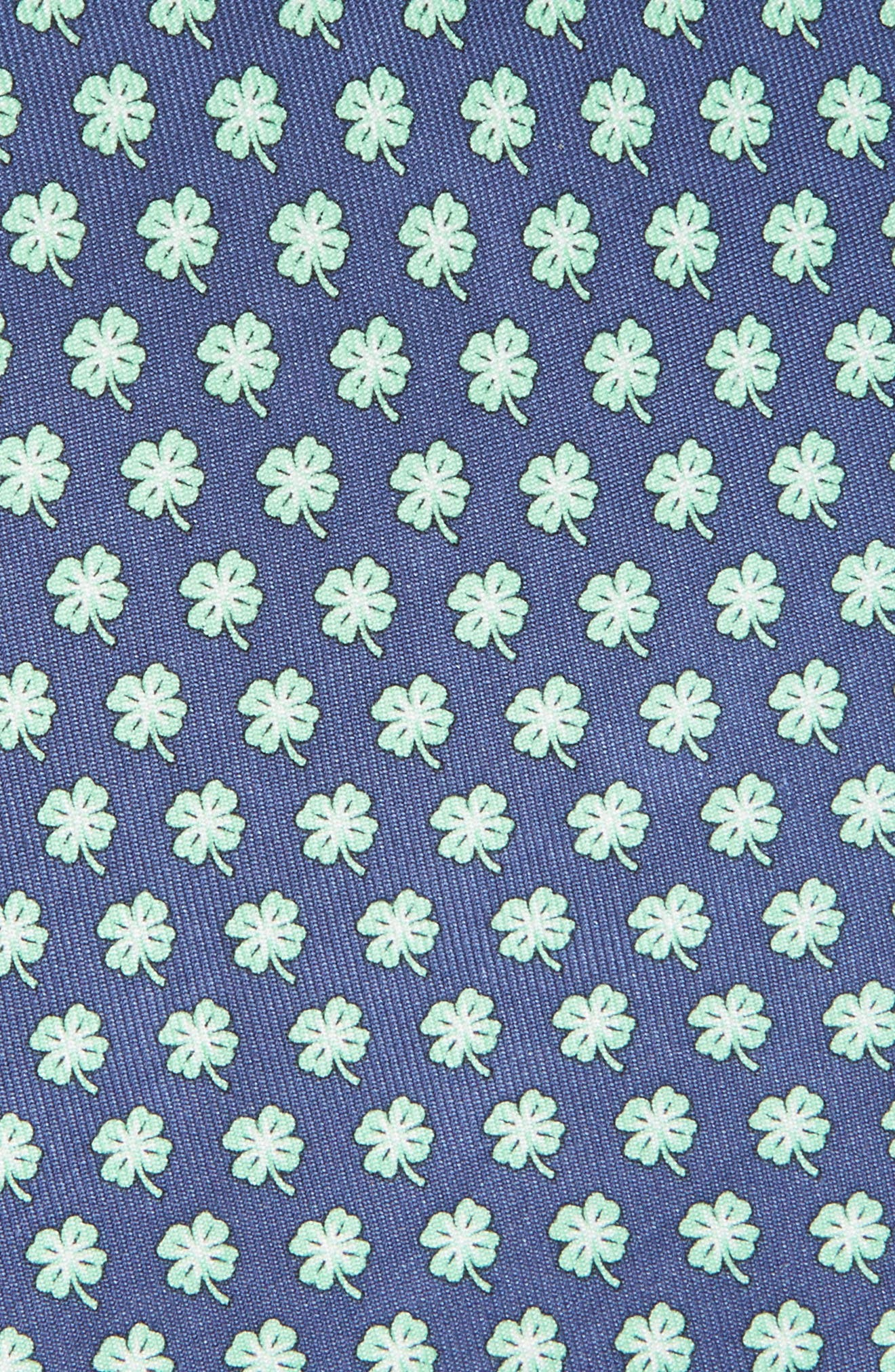 Print Silk Tie,                             Alternate thumbnail 9, color,