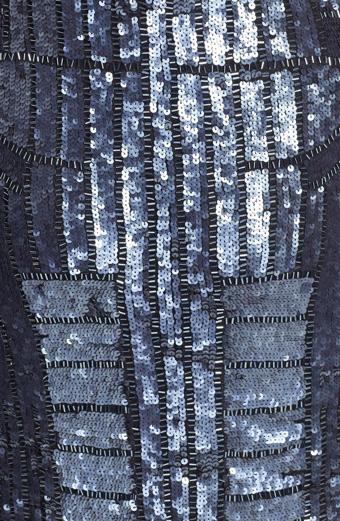 Beaded Tank Dress,                             Alternate thumbnail 4, color,                             032