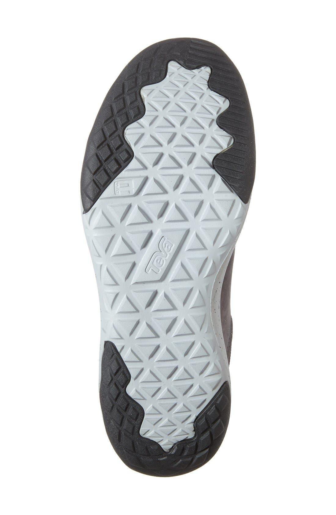 'Arrowood Lux' Waterproof Sneaker,                             Alternate thumbnail 4, color,                             025