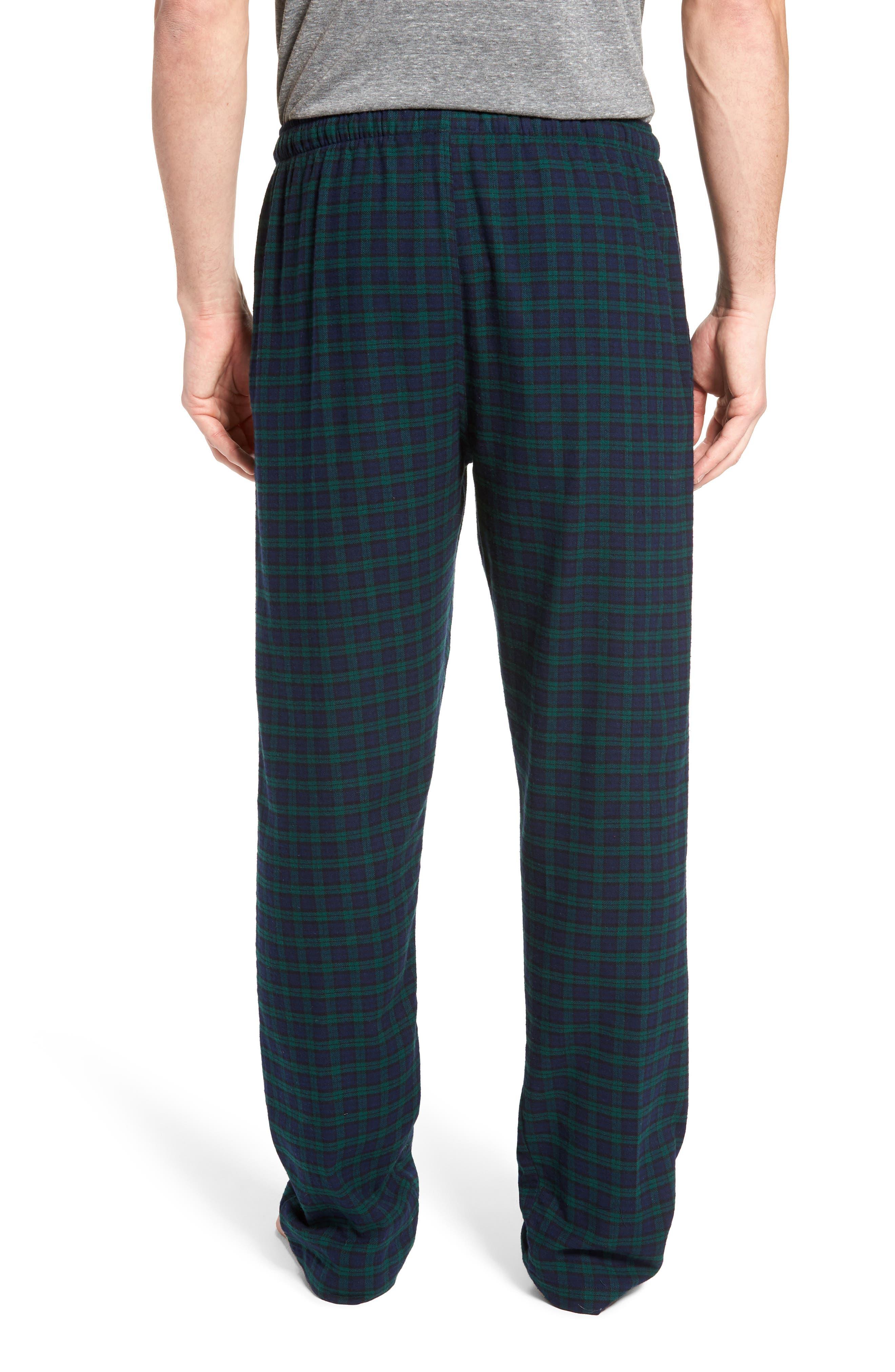 Flannel Pajama Pants,                             Alternate thumbnail 20, color,