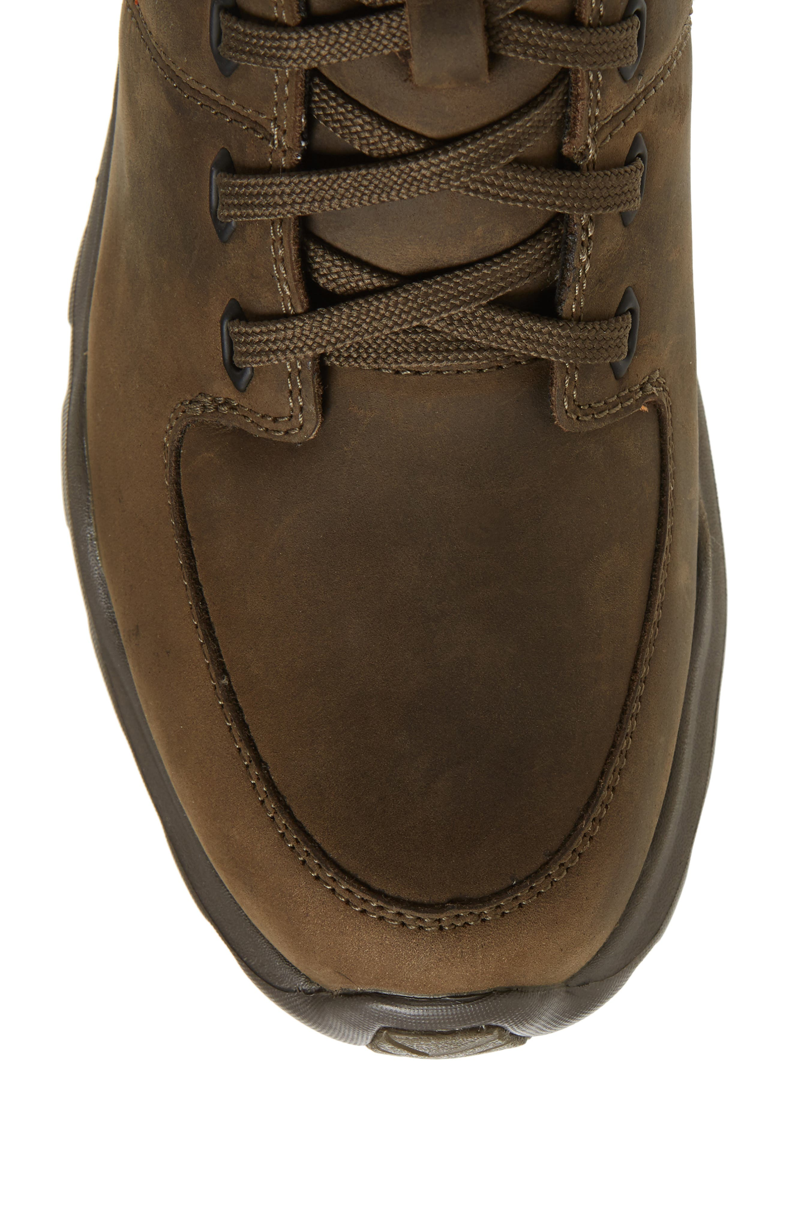 Thermoball<sup>™</sup> Versa Waterproof Boot,                             Alternate thumbnail 5, color,                             WEIMARANER BROWN