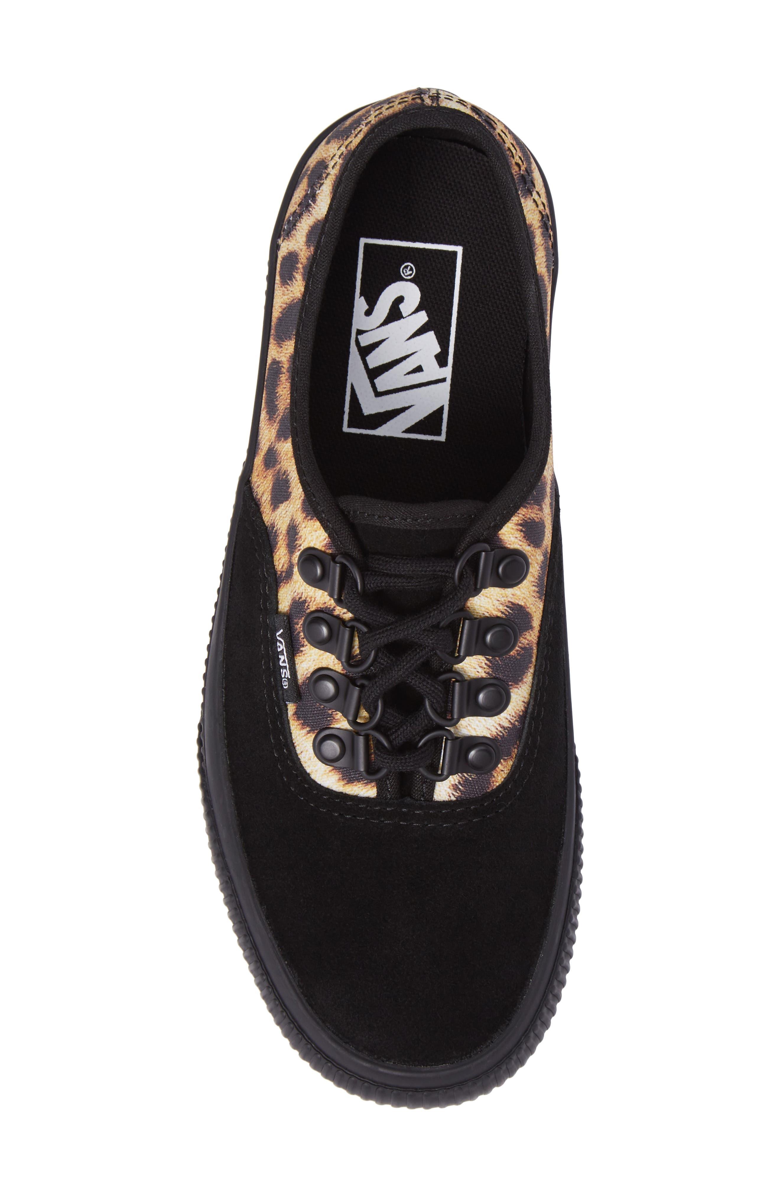 Authentic 2.0 Platform Sneaker,                             Alternate thumbnail 5, color,                             001