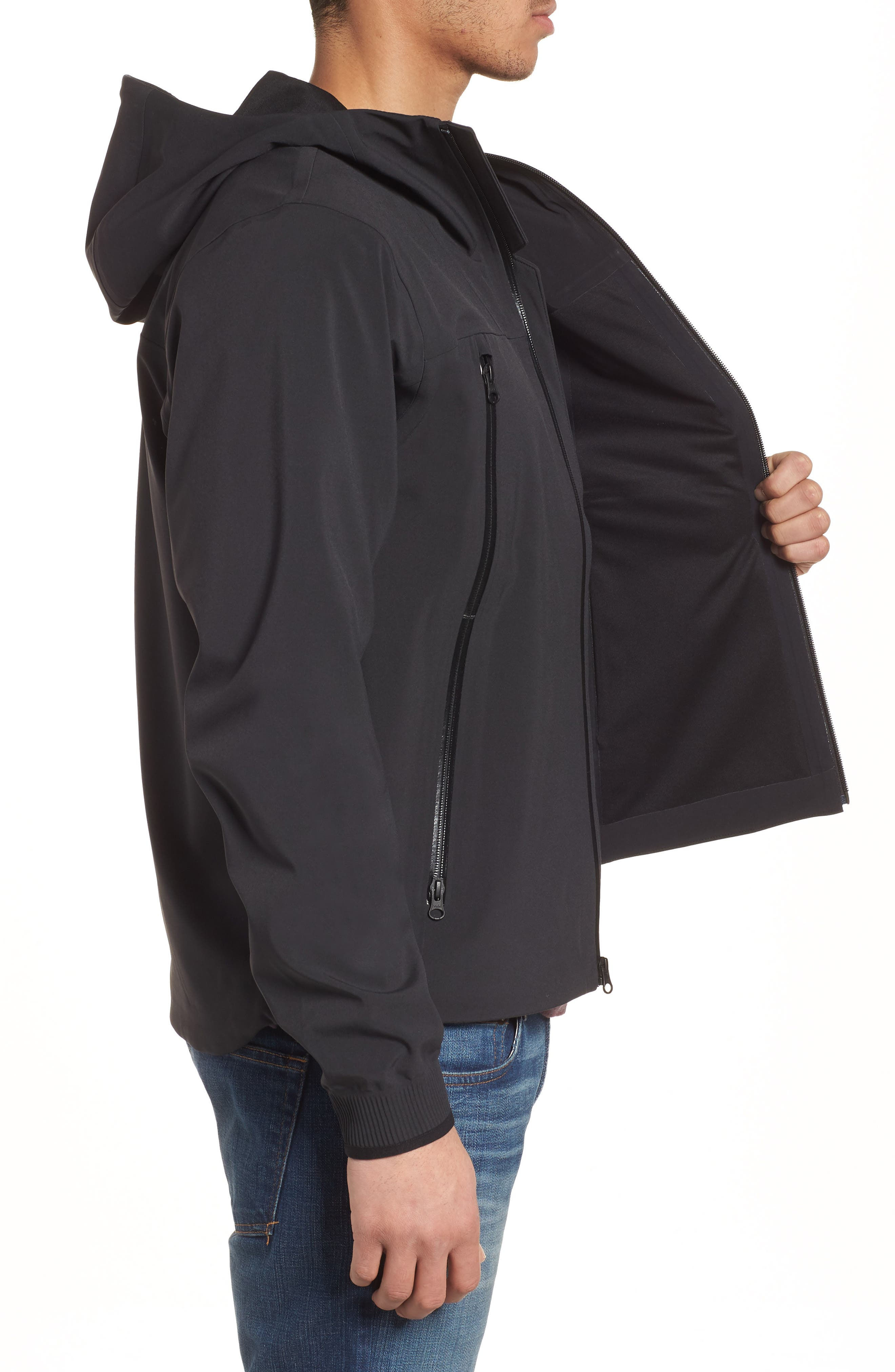 Apex Flex Gore-Tex<sup>®</sup> Waterproof Jacket,                             Alternate thumbnail 9, color,