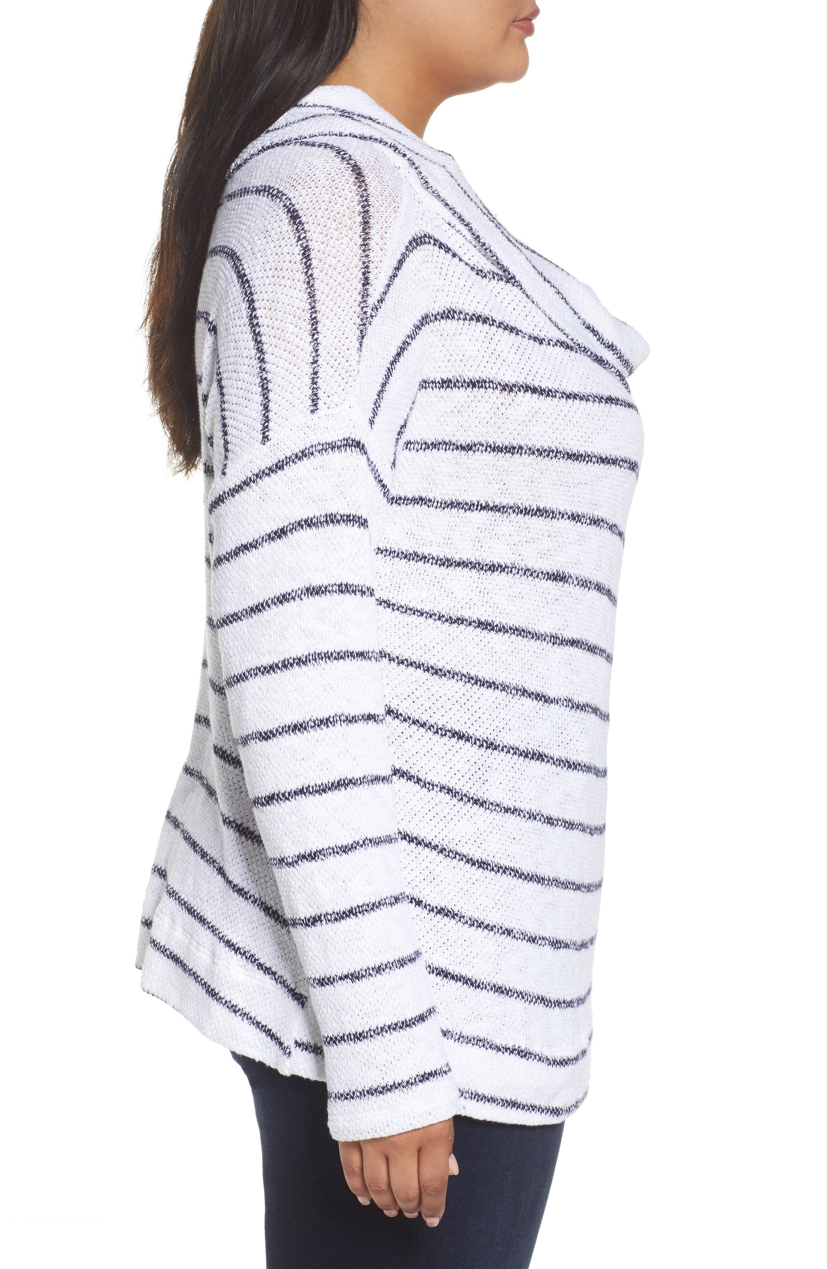 Convertible Neck Pullover,                             Alternate thumbnail 3, color,                             102