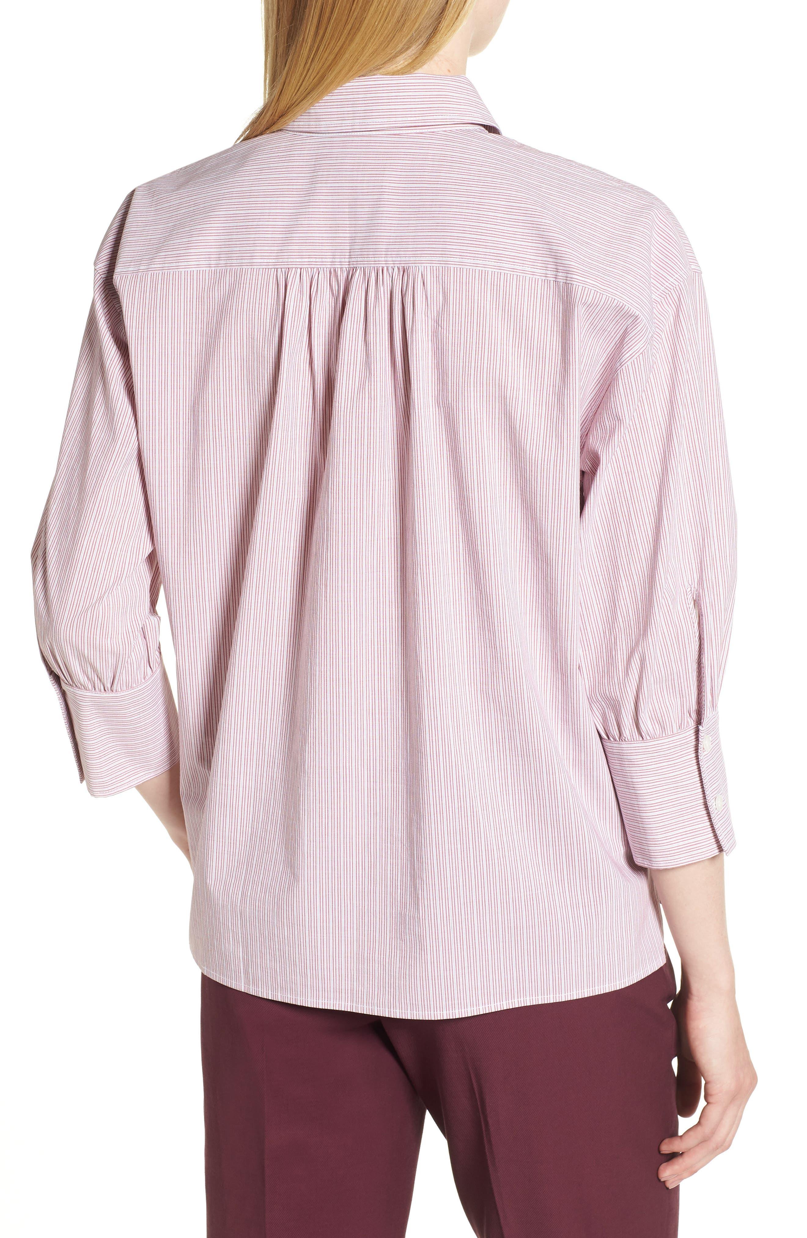 Stripe Shirt,                             Alternate thumbnail 2, color,                             938