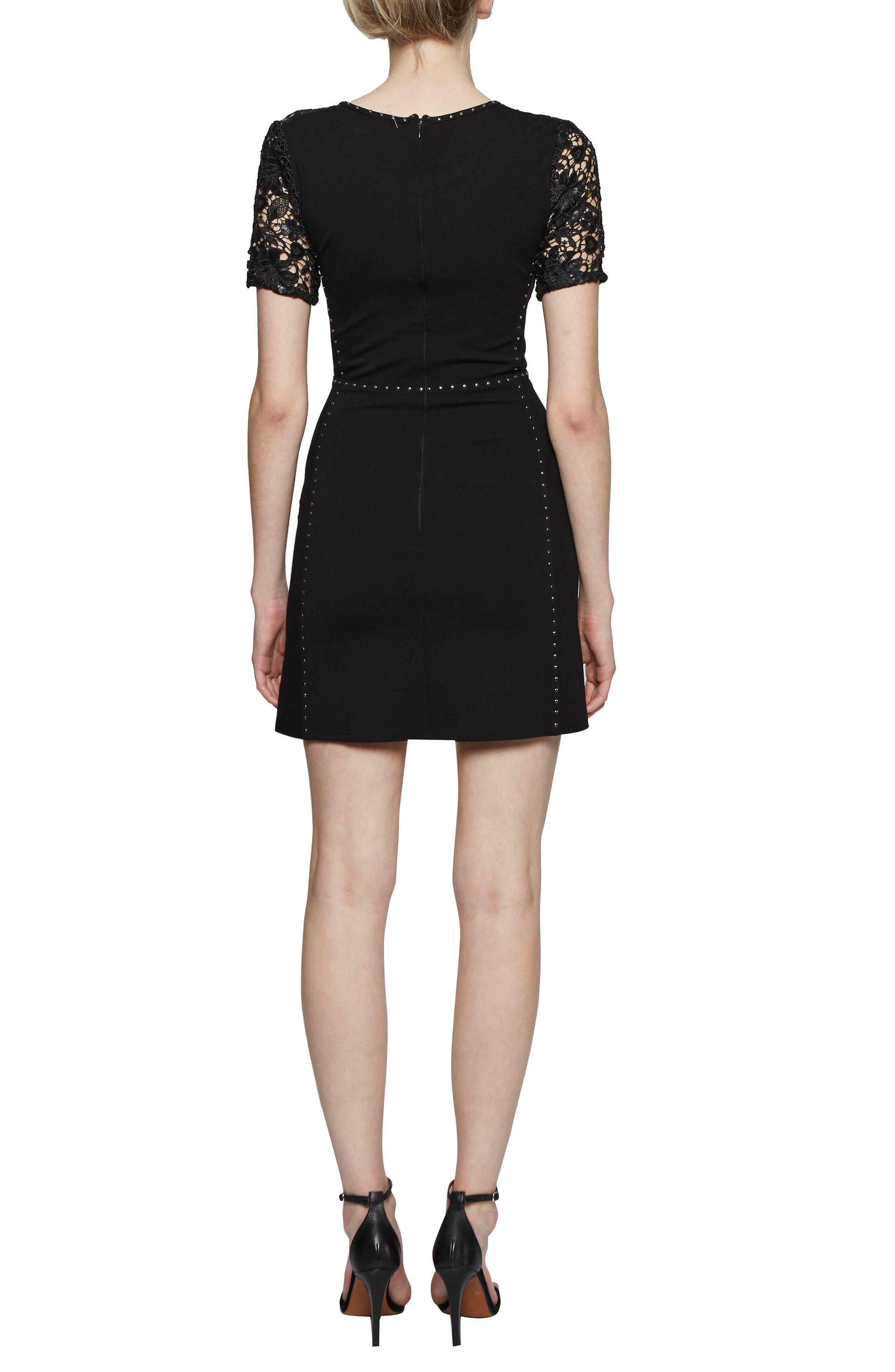 Clementine Sequin Sheath Dress,                             Alternate thumbnail 2, color,
