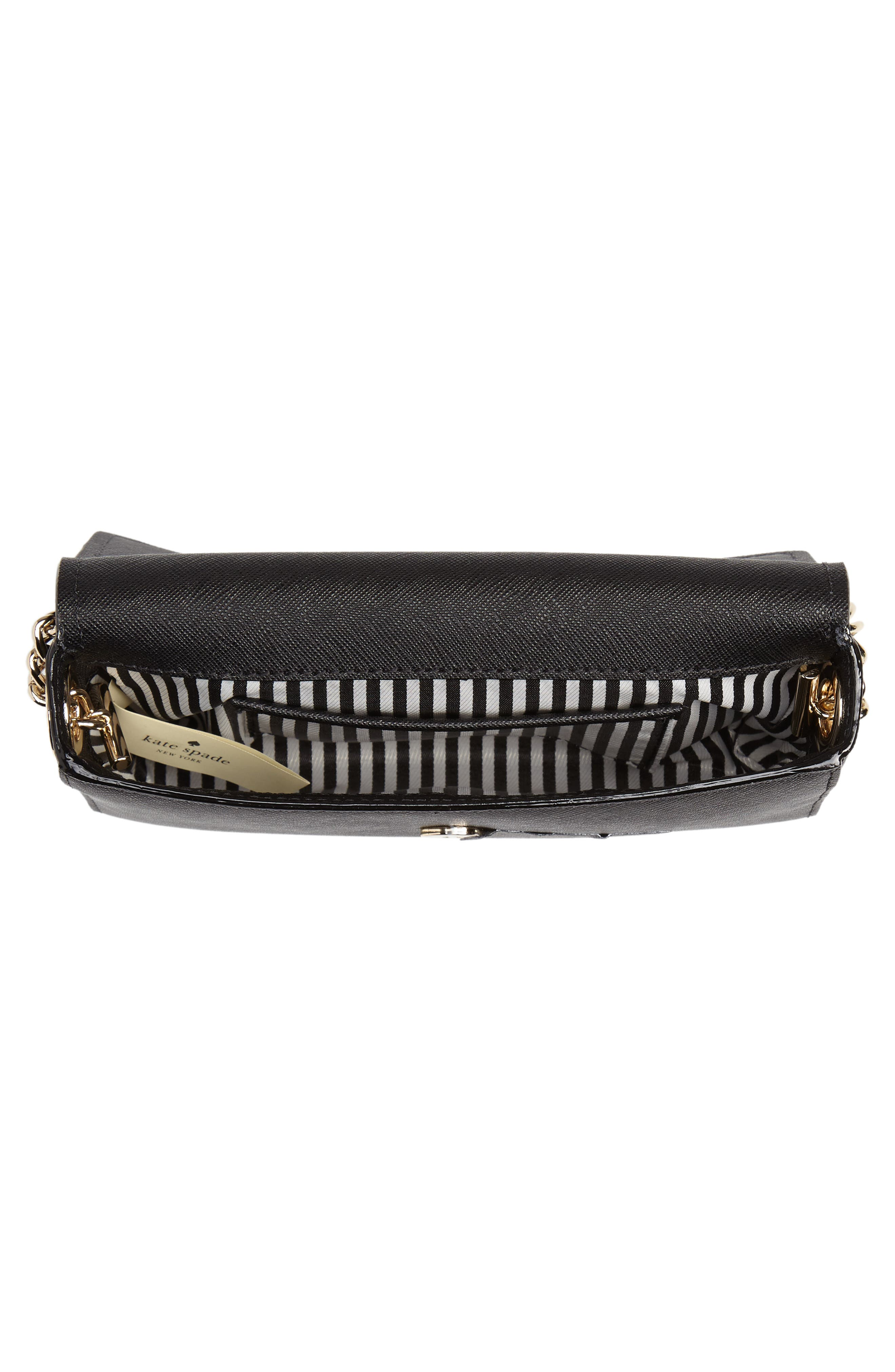 cameron street - delilah belt bag,                             Alternate thumbnail 5, color,                             BLACK