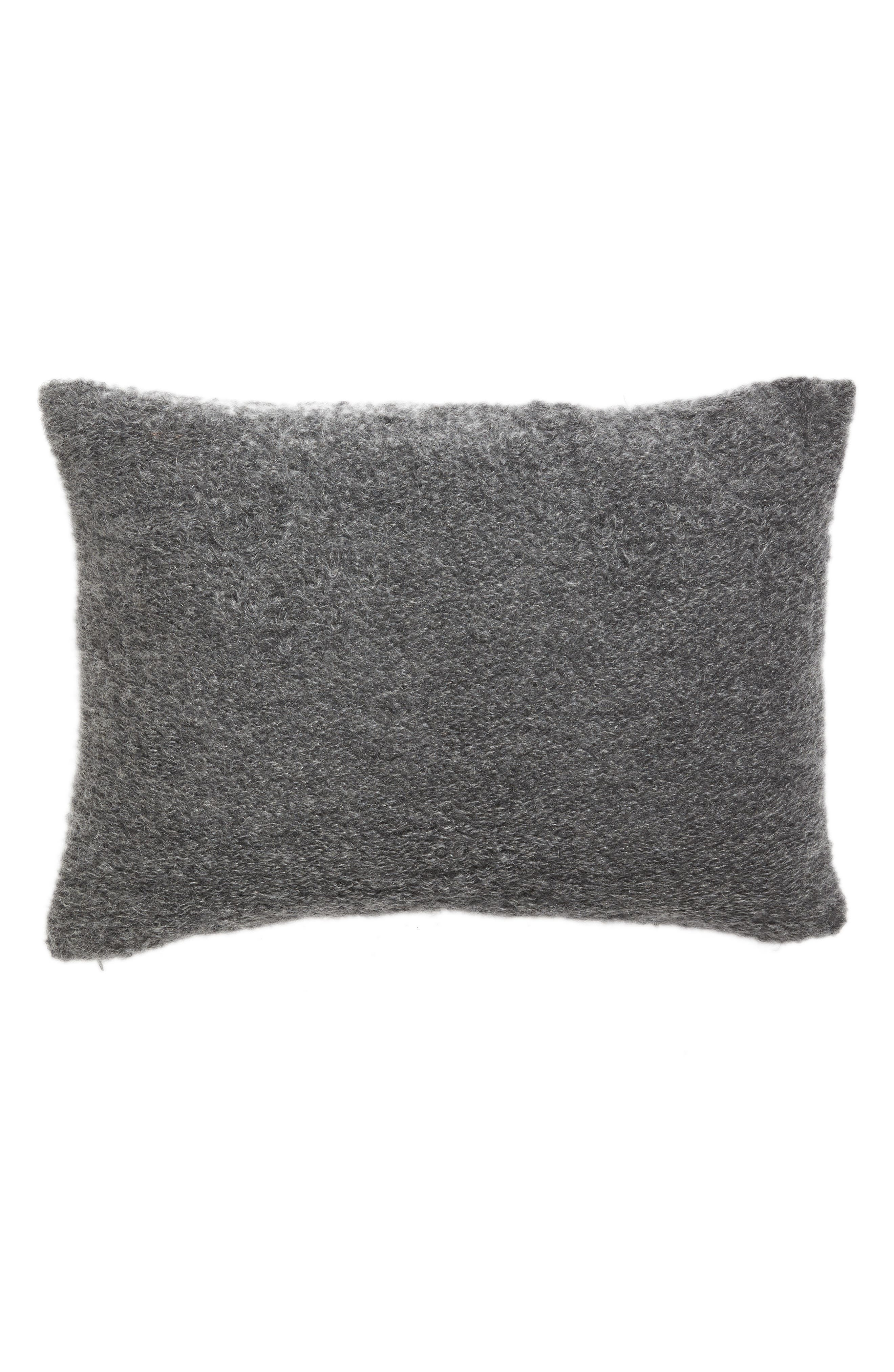 Collio Pillow,                             Alternate thumbnail 2, color,                             GRAPHITE